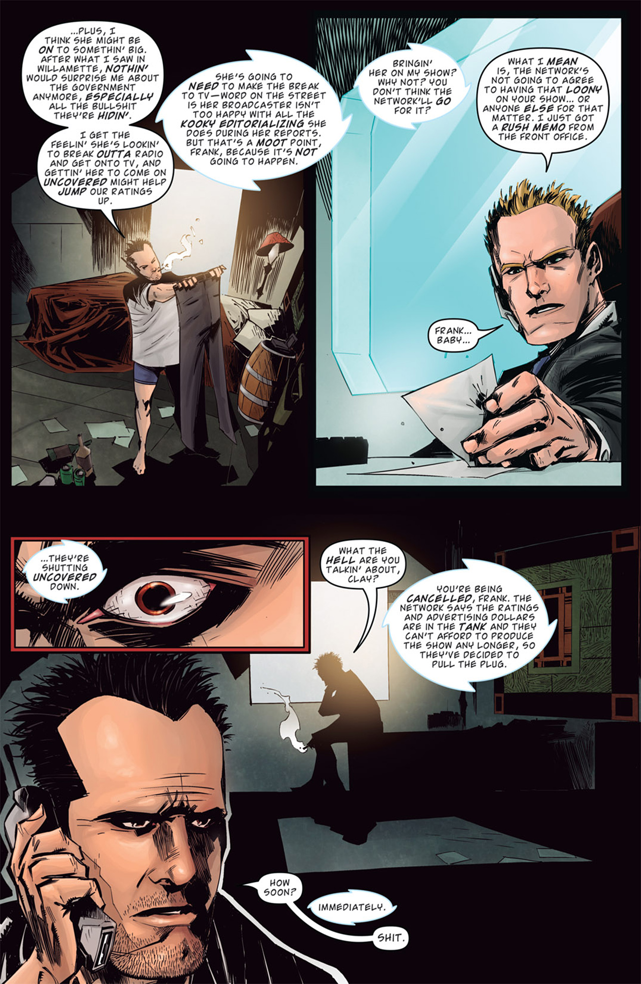 Read online Dead Rising: Road to Fortune comic -  Issue # TPB - 21
