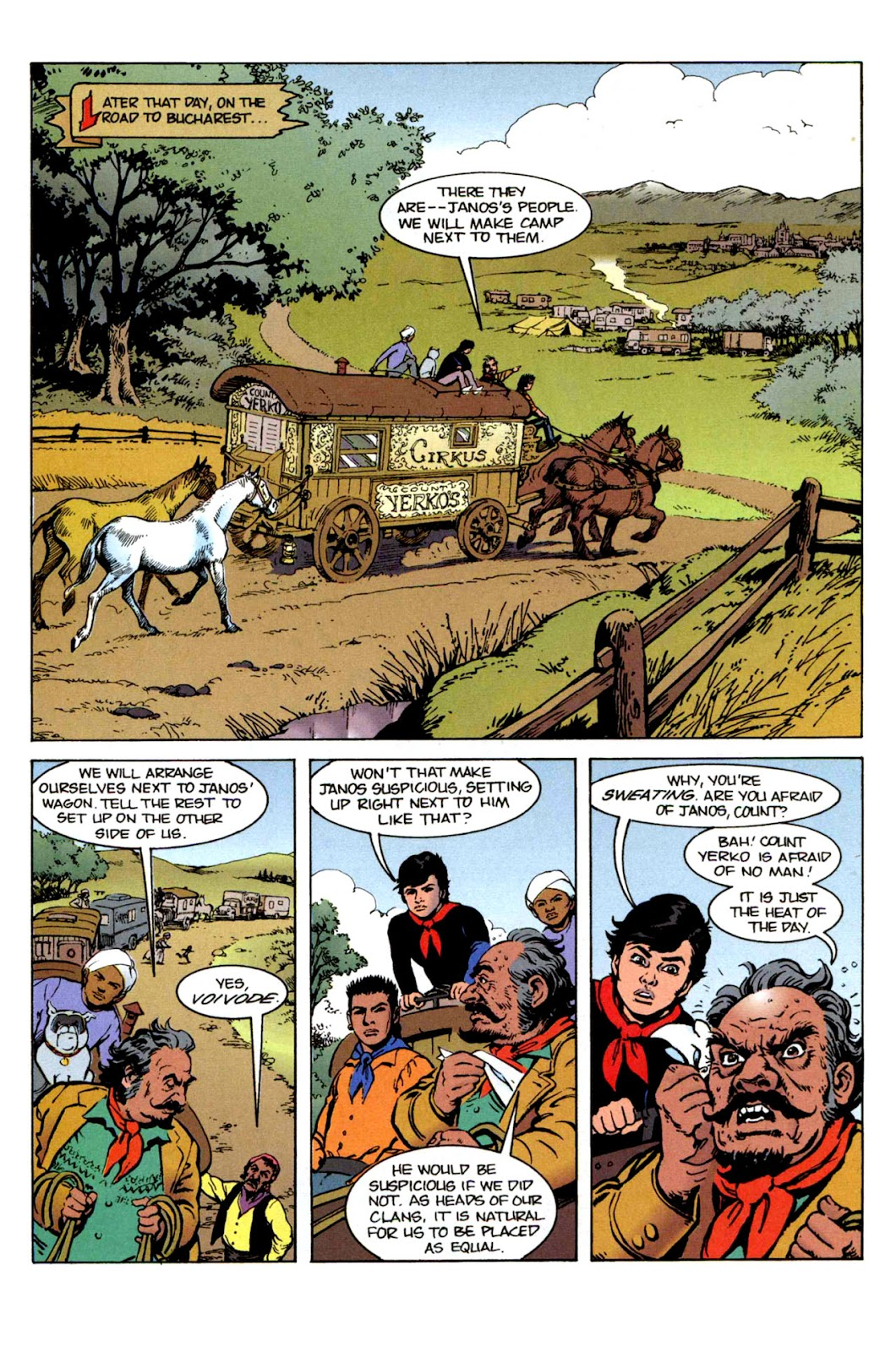 Read online The Real Adventures of Jonny Quest comic -  Issue #2 - 8