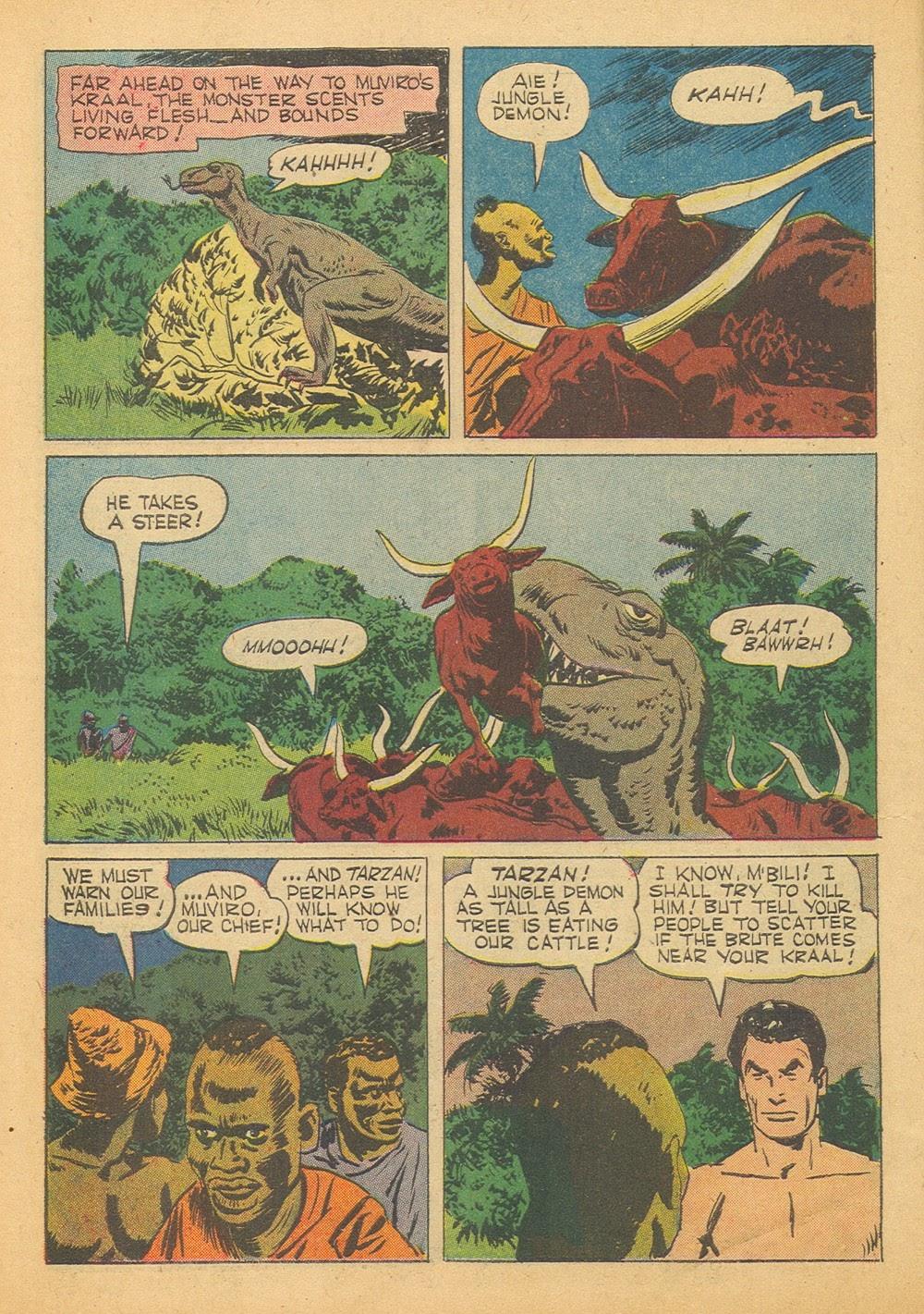 Tarzan (1948) issue 121 - Page 6