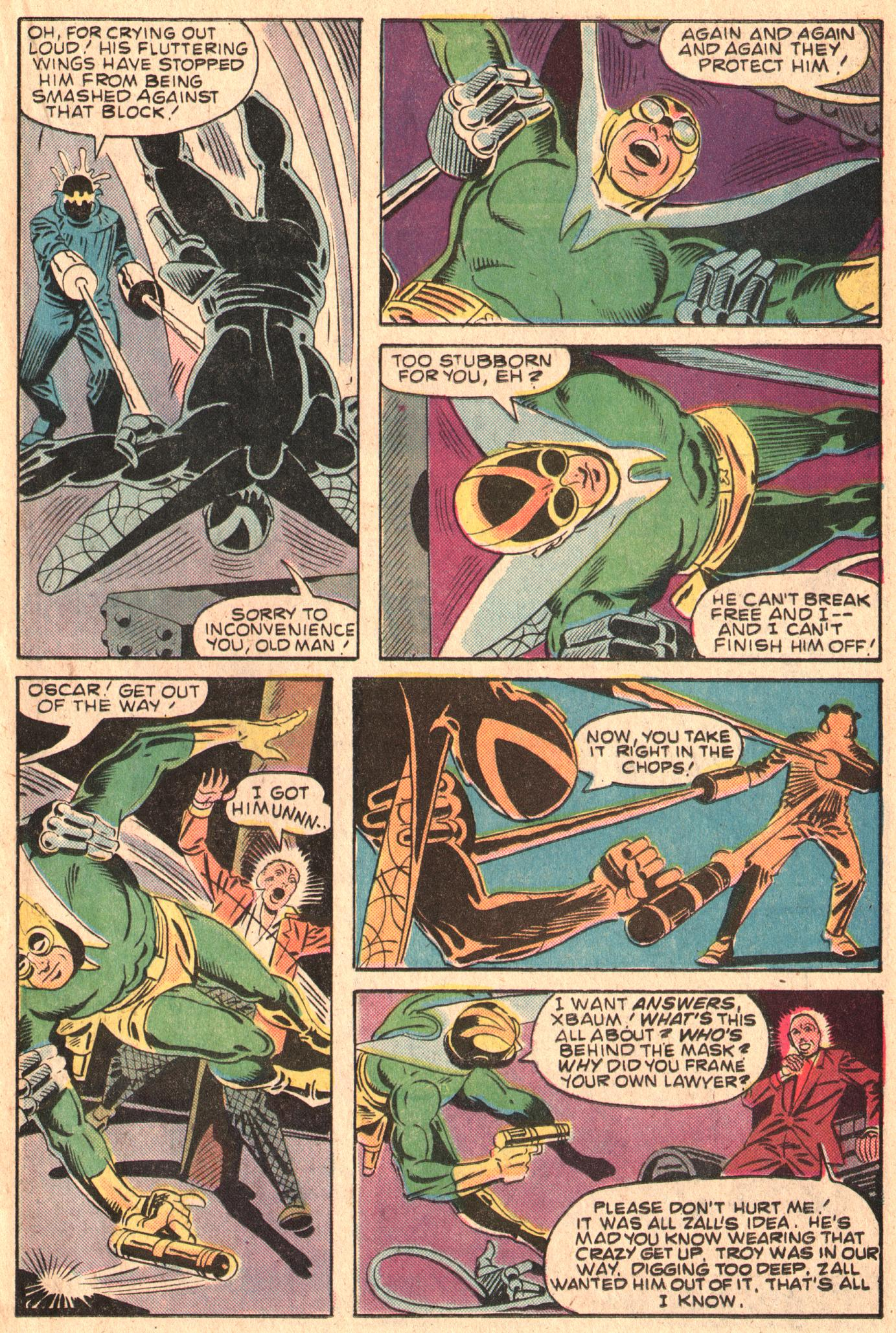 Read online The Fly (1983) comic -  Issue #5 - 19