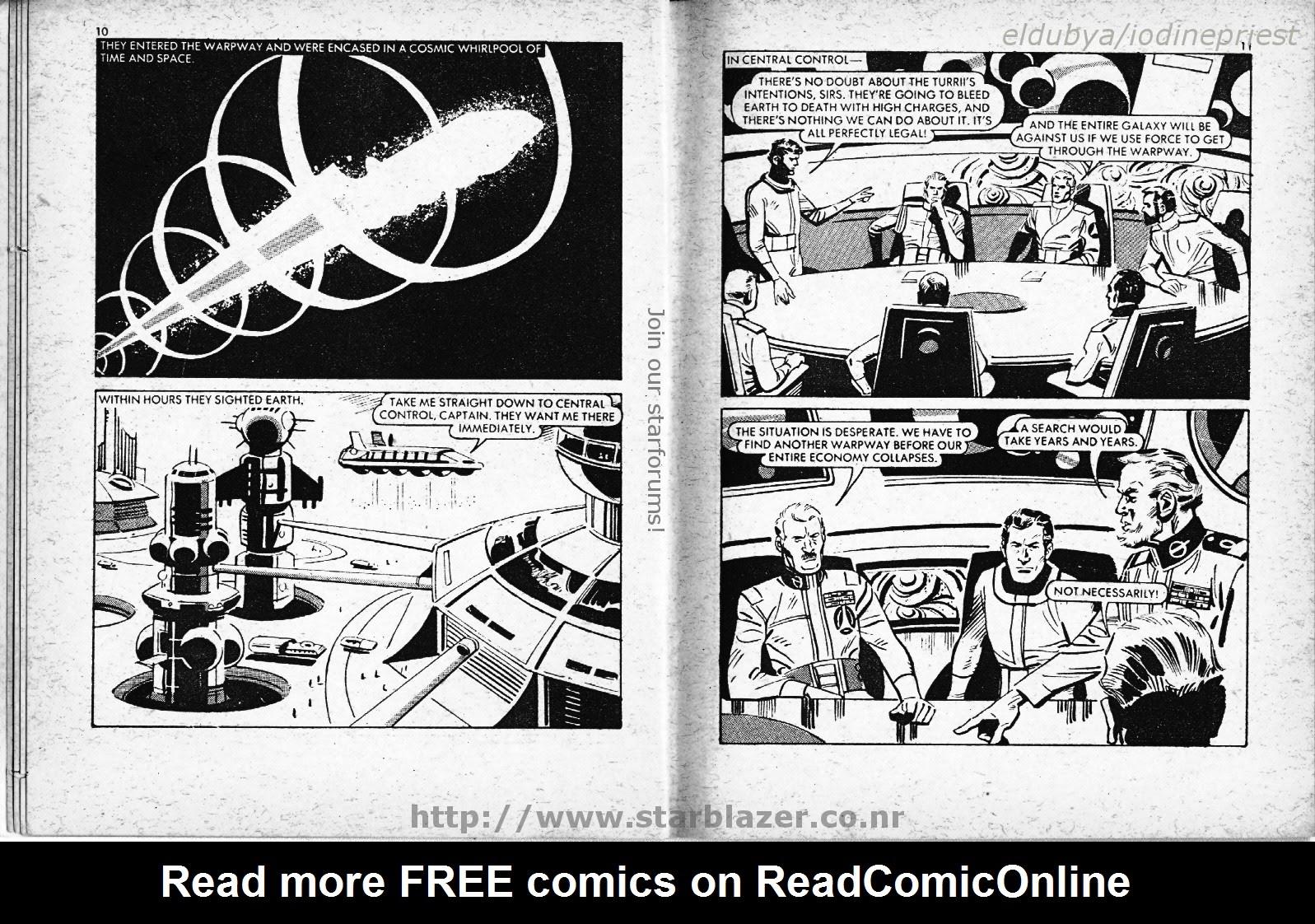 Starblazer issue 60 - Page 7