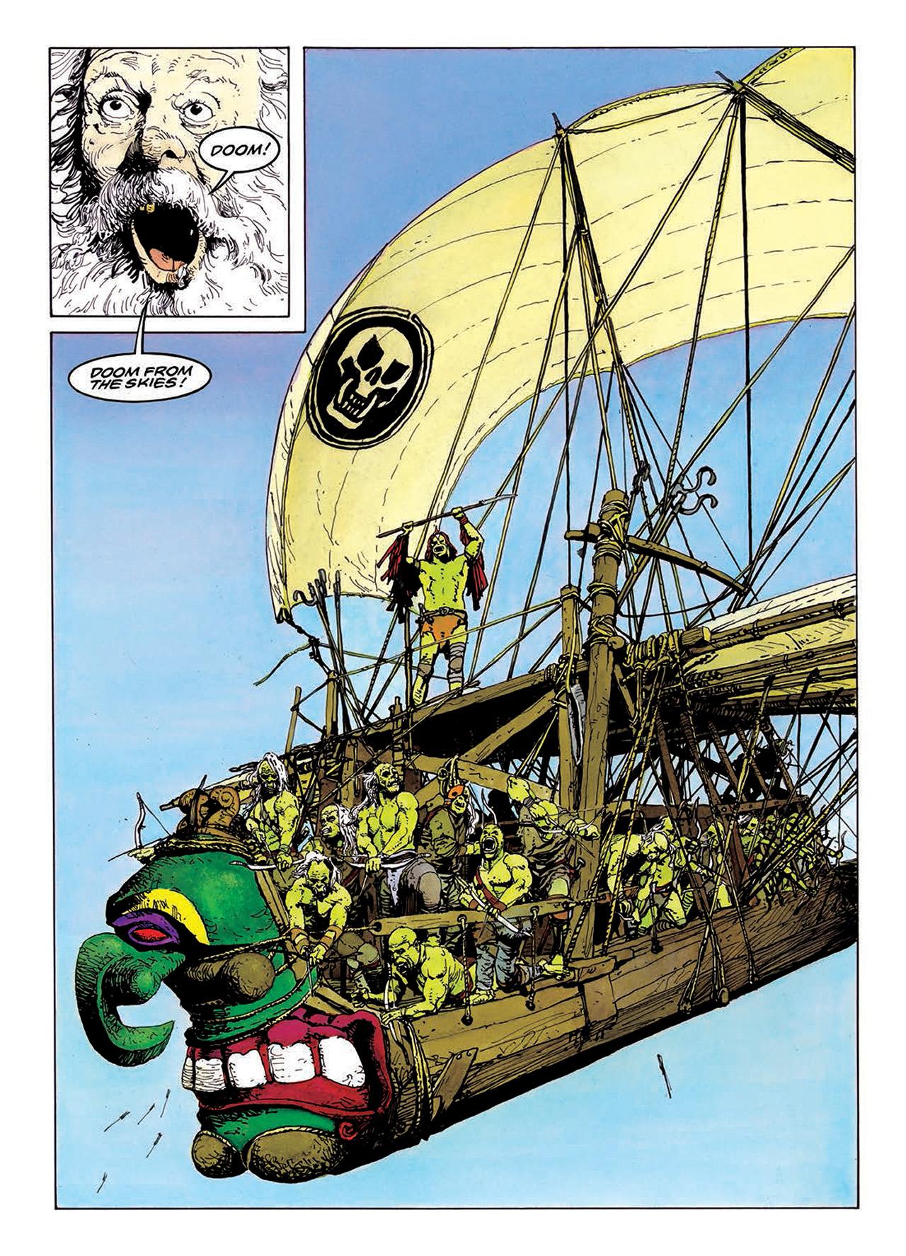 Read online Mazeworld comic -  Issue # TPB - 132