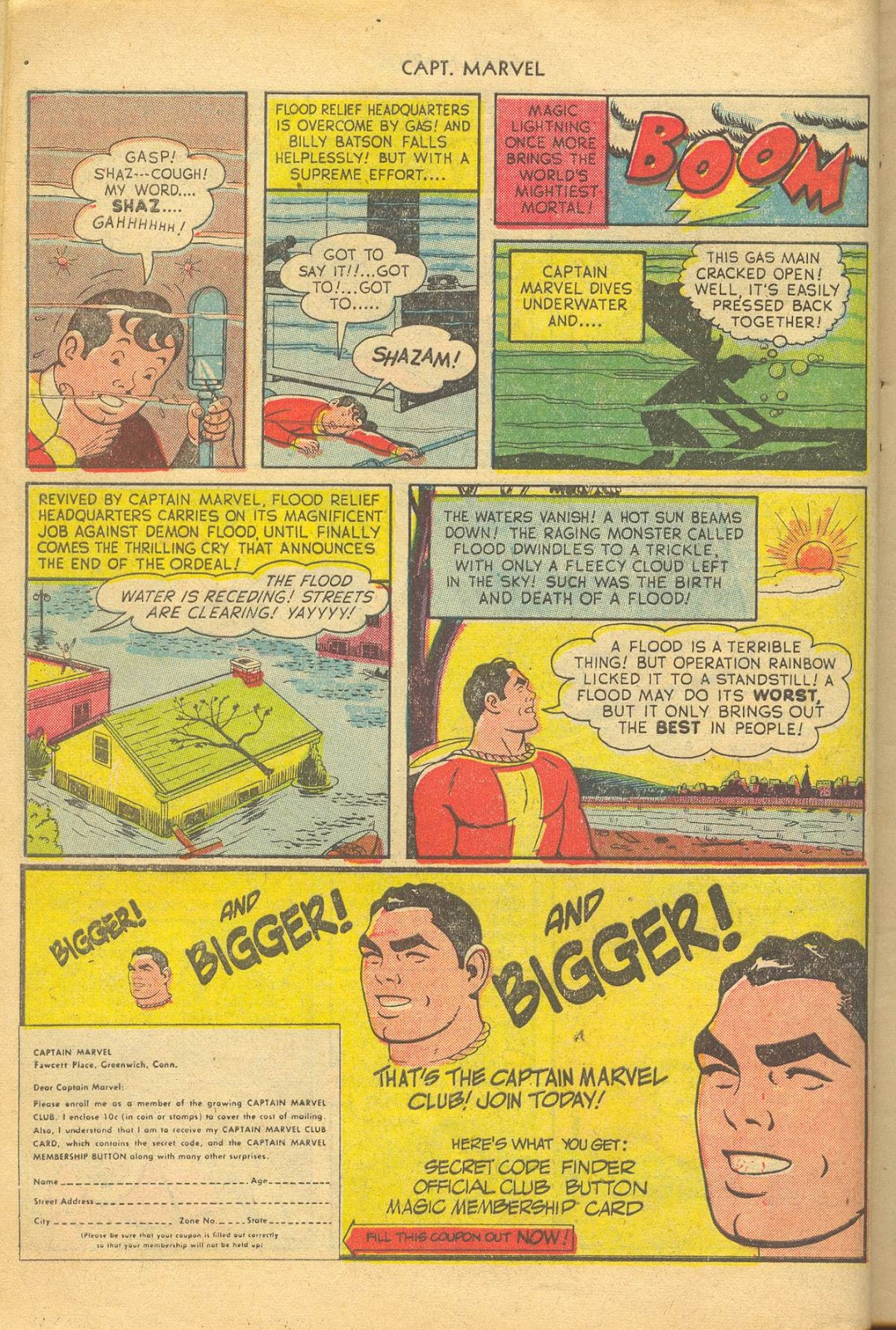 Captain Marvel Adventures issue 132 - Page 10