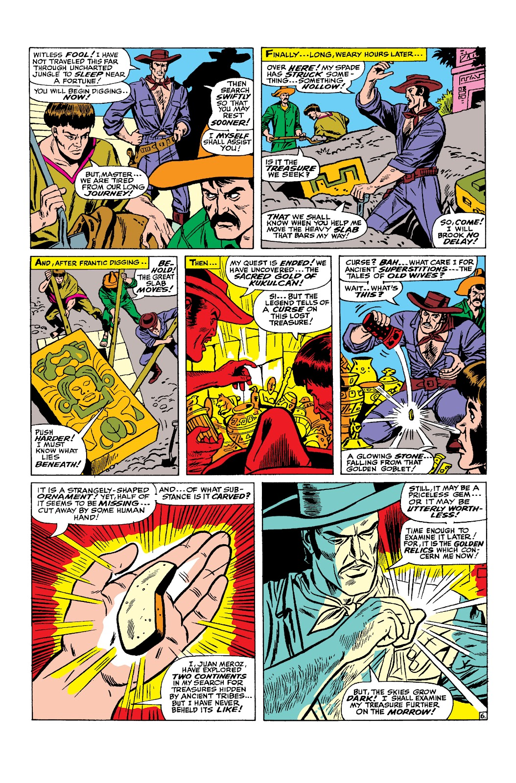 Uncanny X-Men (1963) issue 25 - Page 7