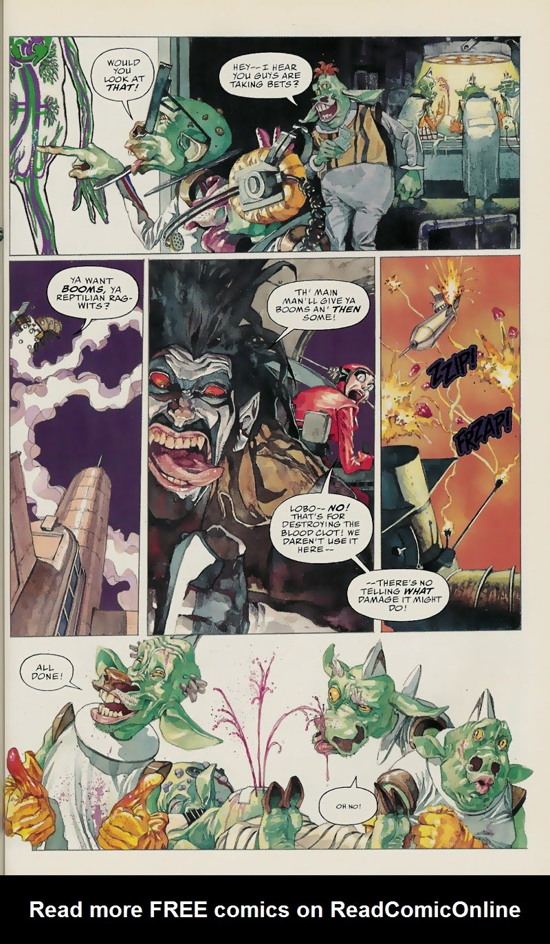 Lobo: Fragtastic Voyage issue Full - Page 28