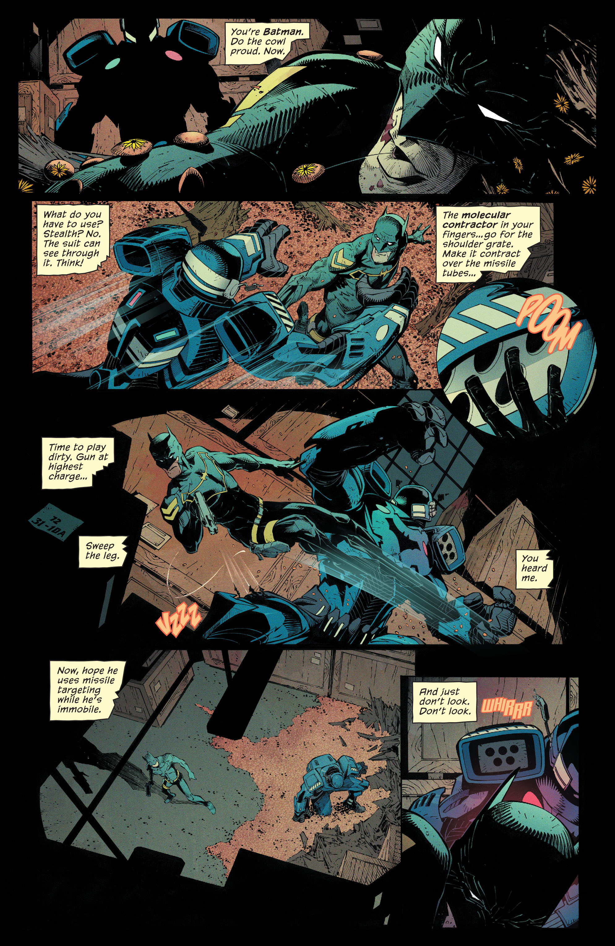 Read online Batman (2011) comic -  Issue # _TPB 9 - 33