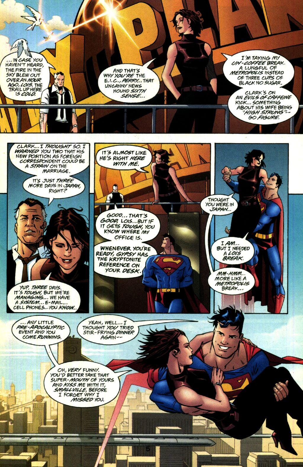Action Comics (1938) 760 Page 5