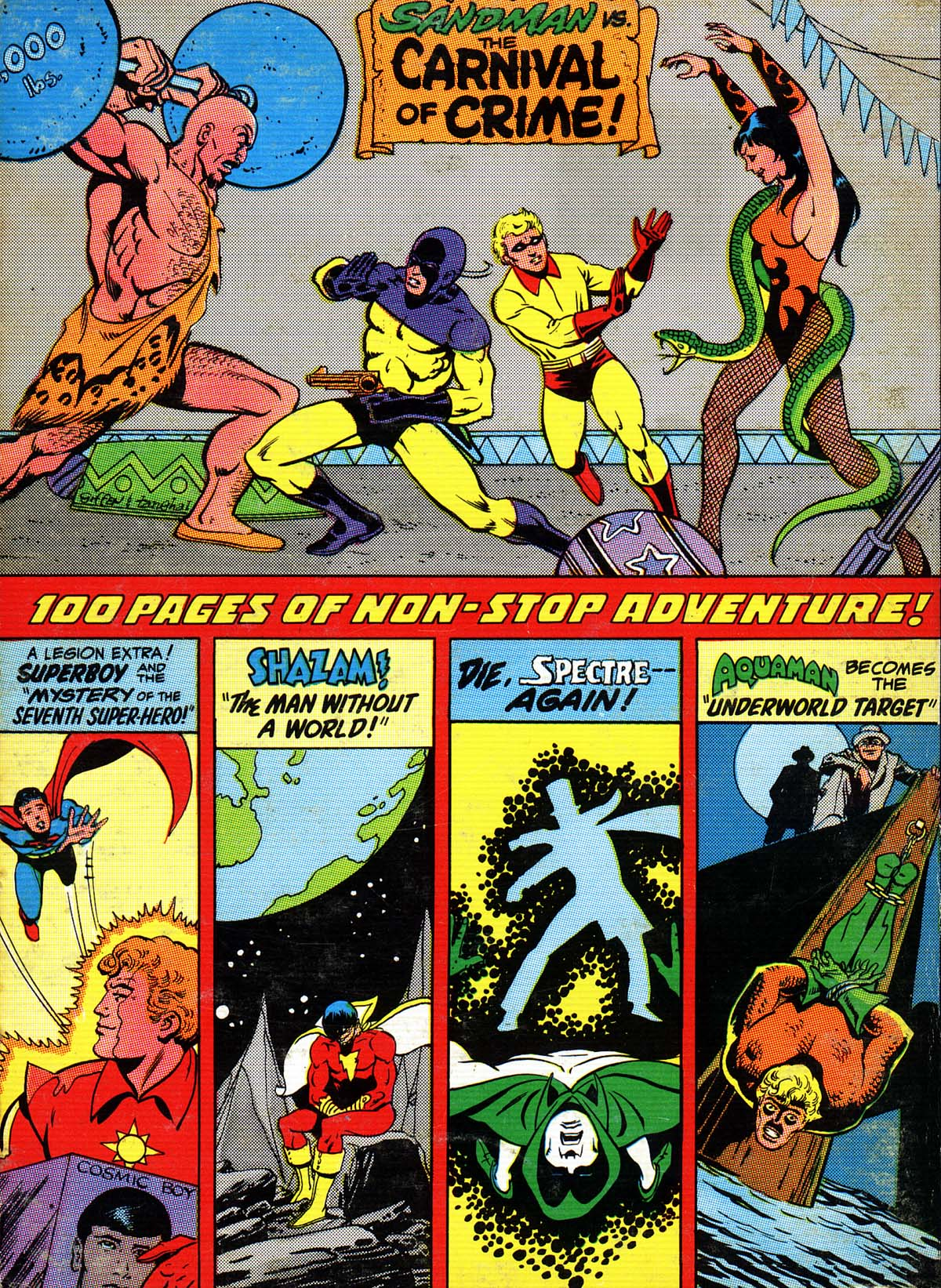 Read online Adventure Comics (1938) comic -  Issue #495 - 100