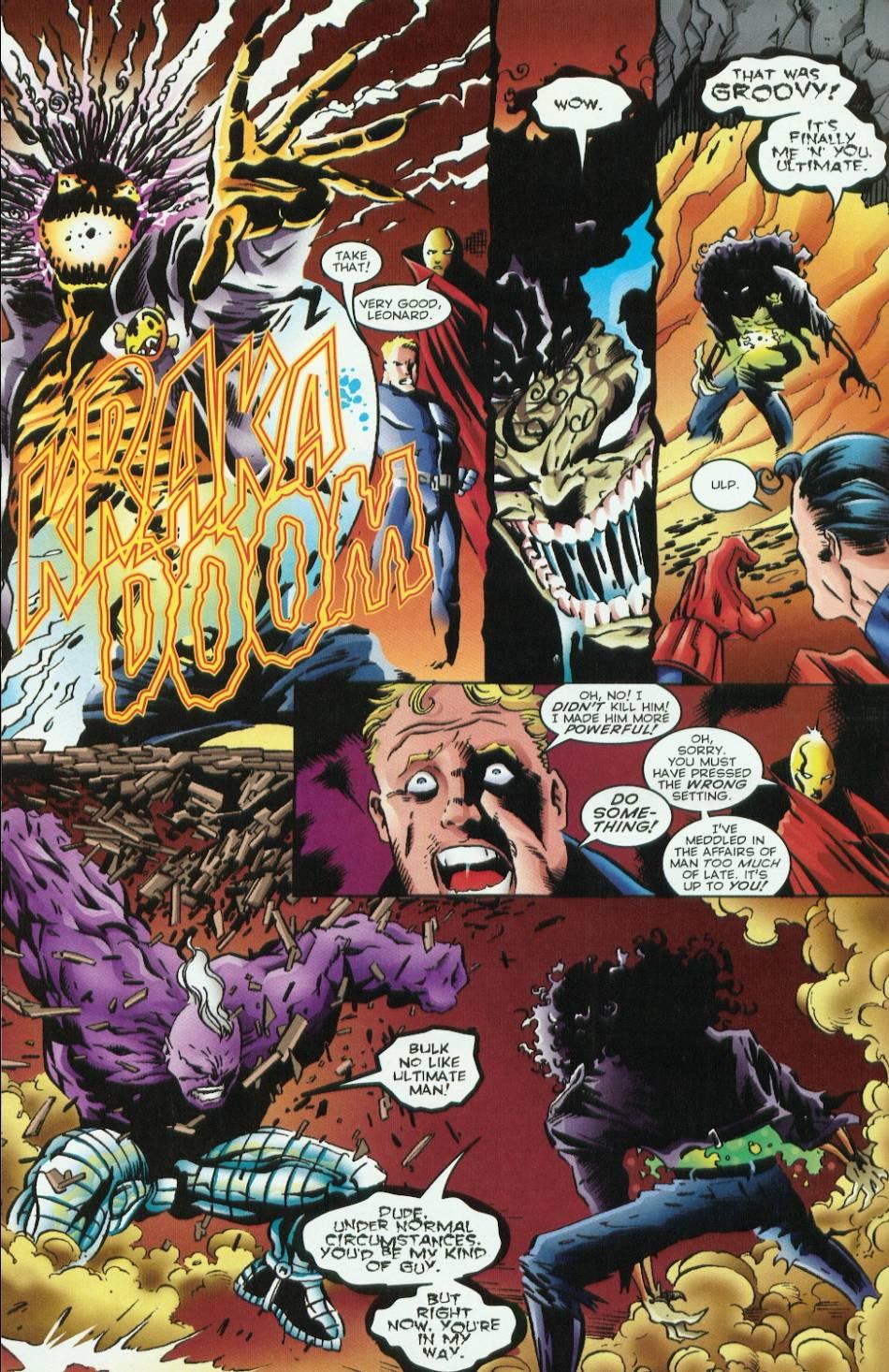 Read online Evil Ernie vs. the Superheroes comic -  Issue #1 - 26