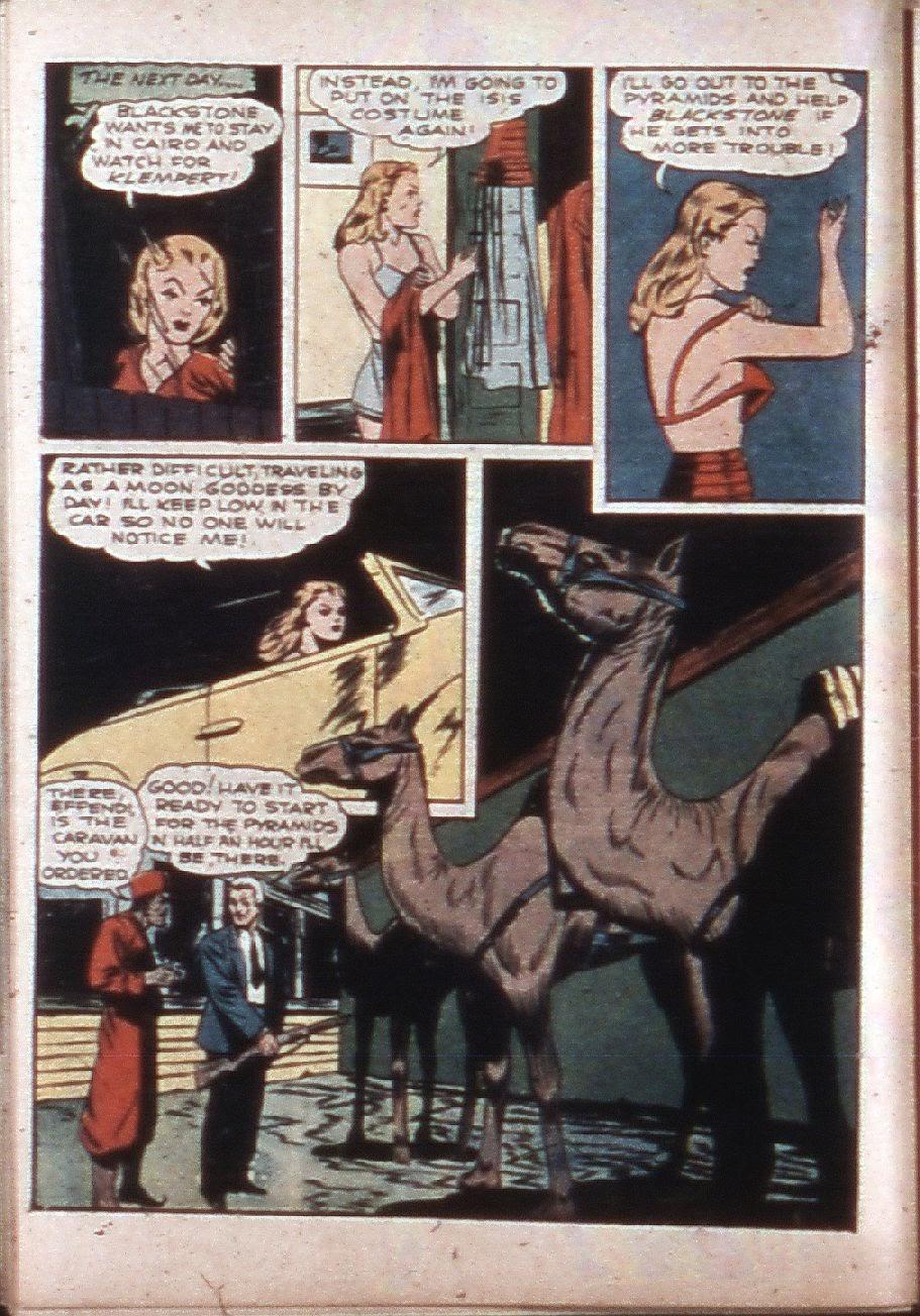 Read online Super-Magician Comics comic -  Issue #3 - 28