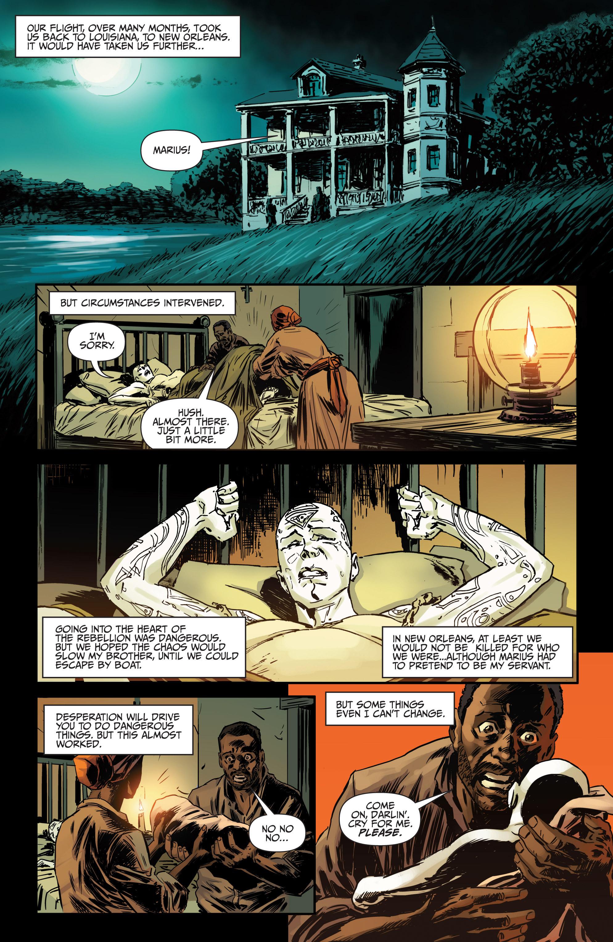 Read online Shadowman (2012) comic -  Issue #10 - 18