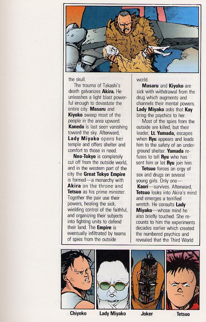Read online Akira comic -  Issue #26 - 6