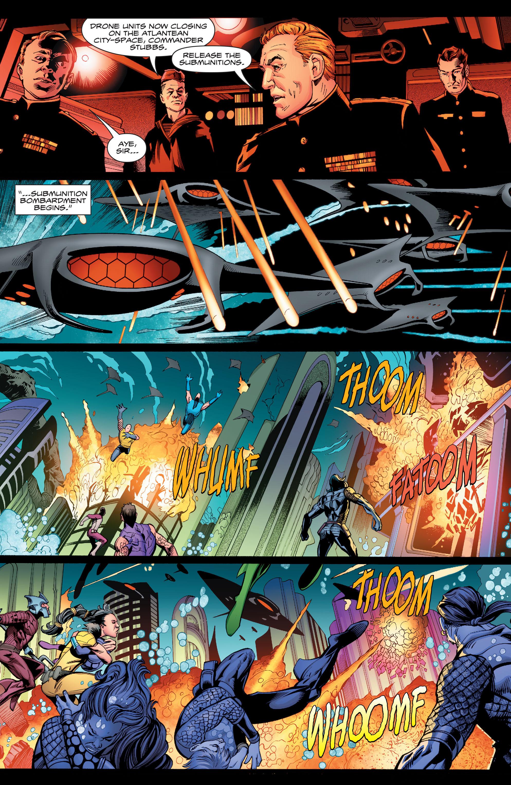Read online Aquaman (2016) comic -  Issue #13 - 13