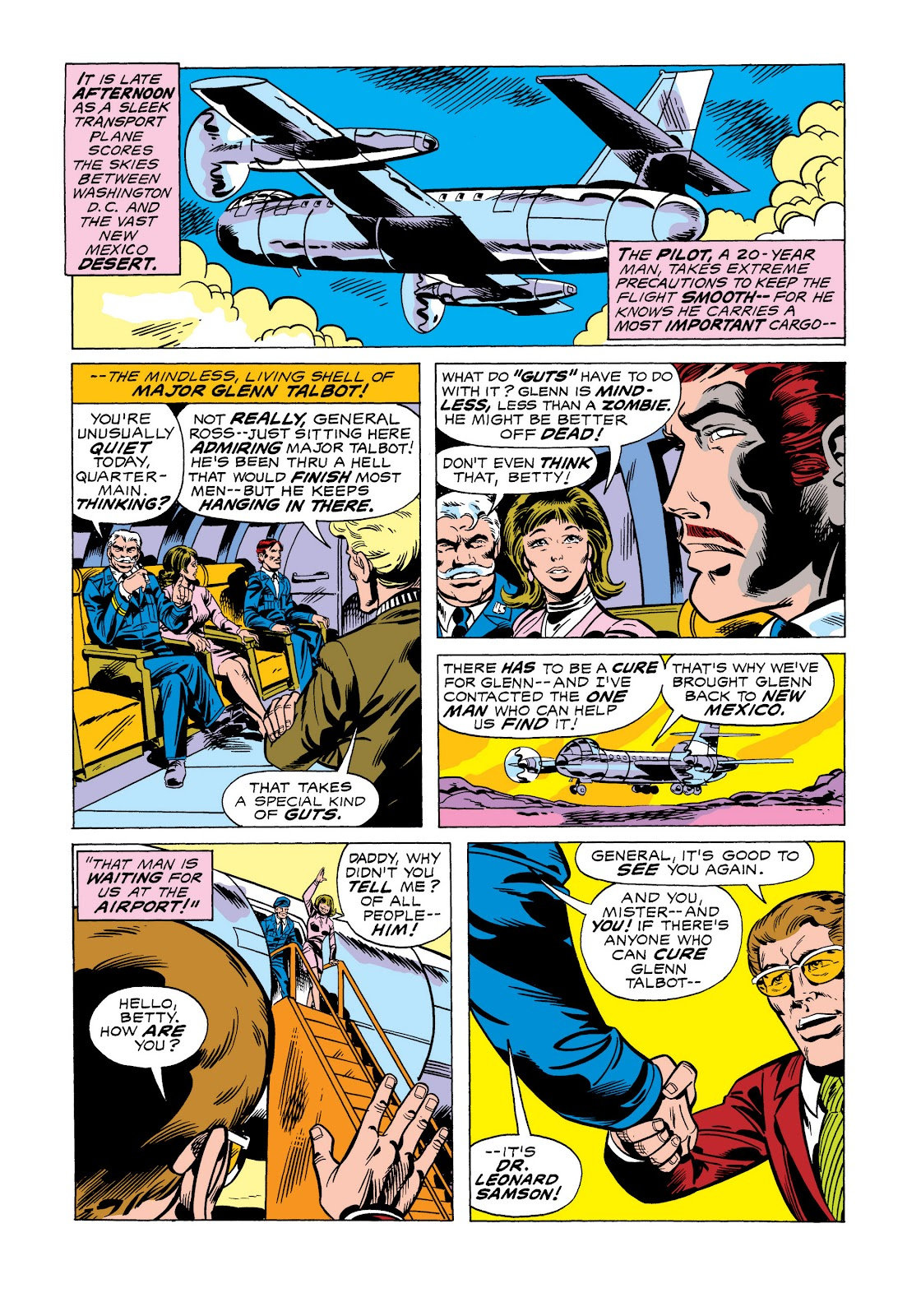 Read online Marvel Masterworks: The Incredible Hulk comic -  Issue # TPB 11 (Part 2) - 66