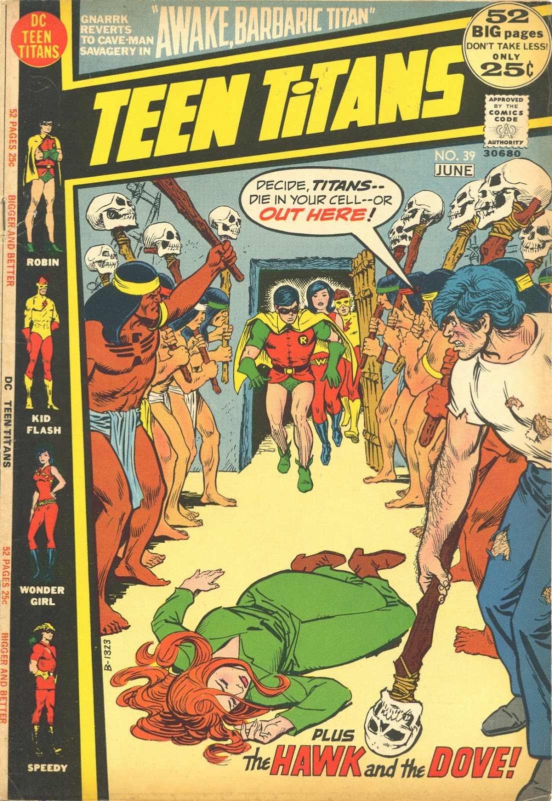 Teen Titans (1966) issue 39 - Page 1