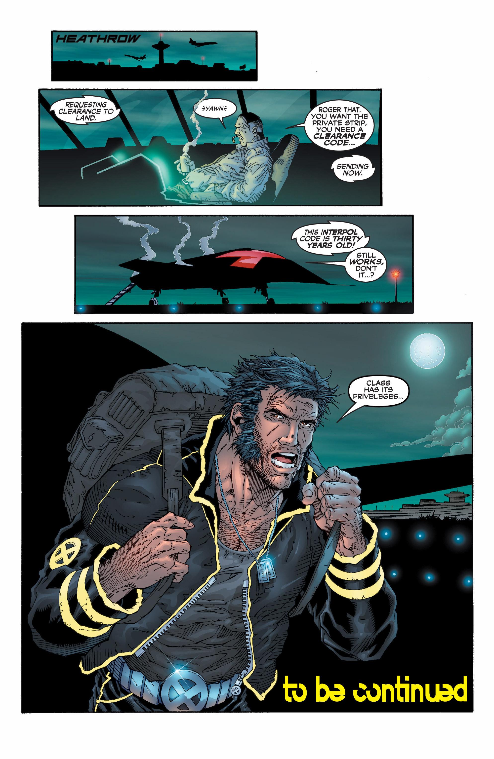 Read online Uncanny X-Men (1963) comic -  Issue #396 - 23