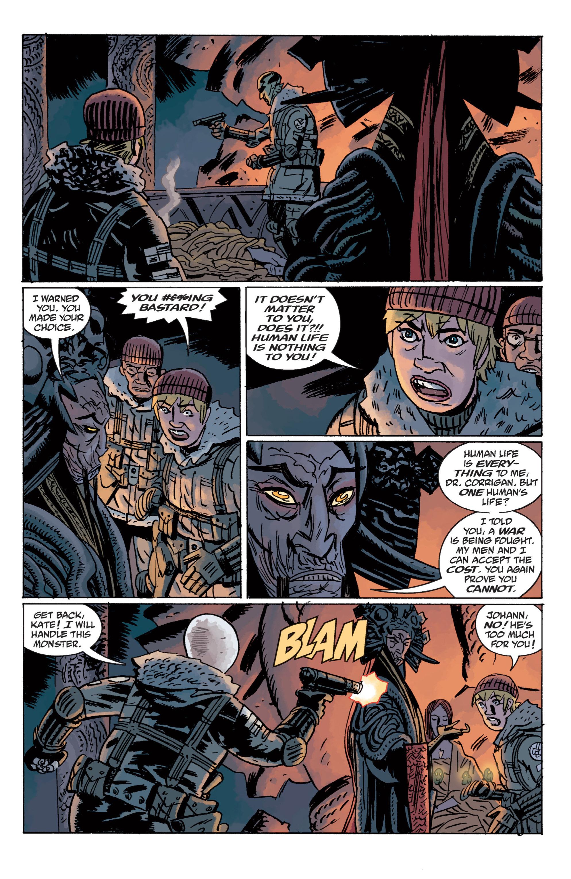 Read online B.P.R.D. (2003) comic -  Issue # TPB 11 - 114