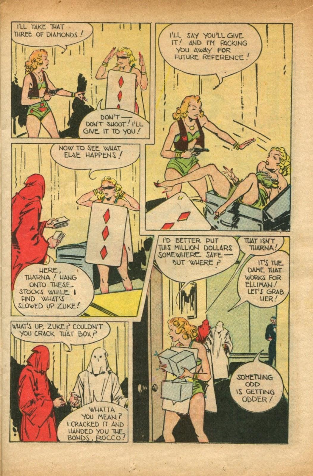 Read online Super-Magician Comics comic -  Issue #51 - 15