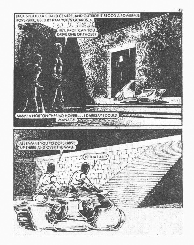 Starblazer issue 29 - Page 43