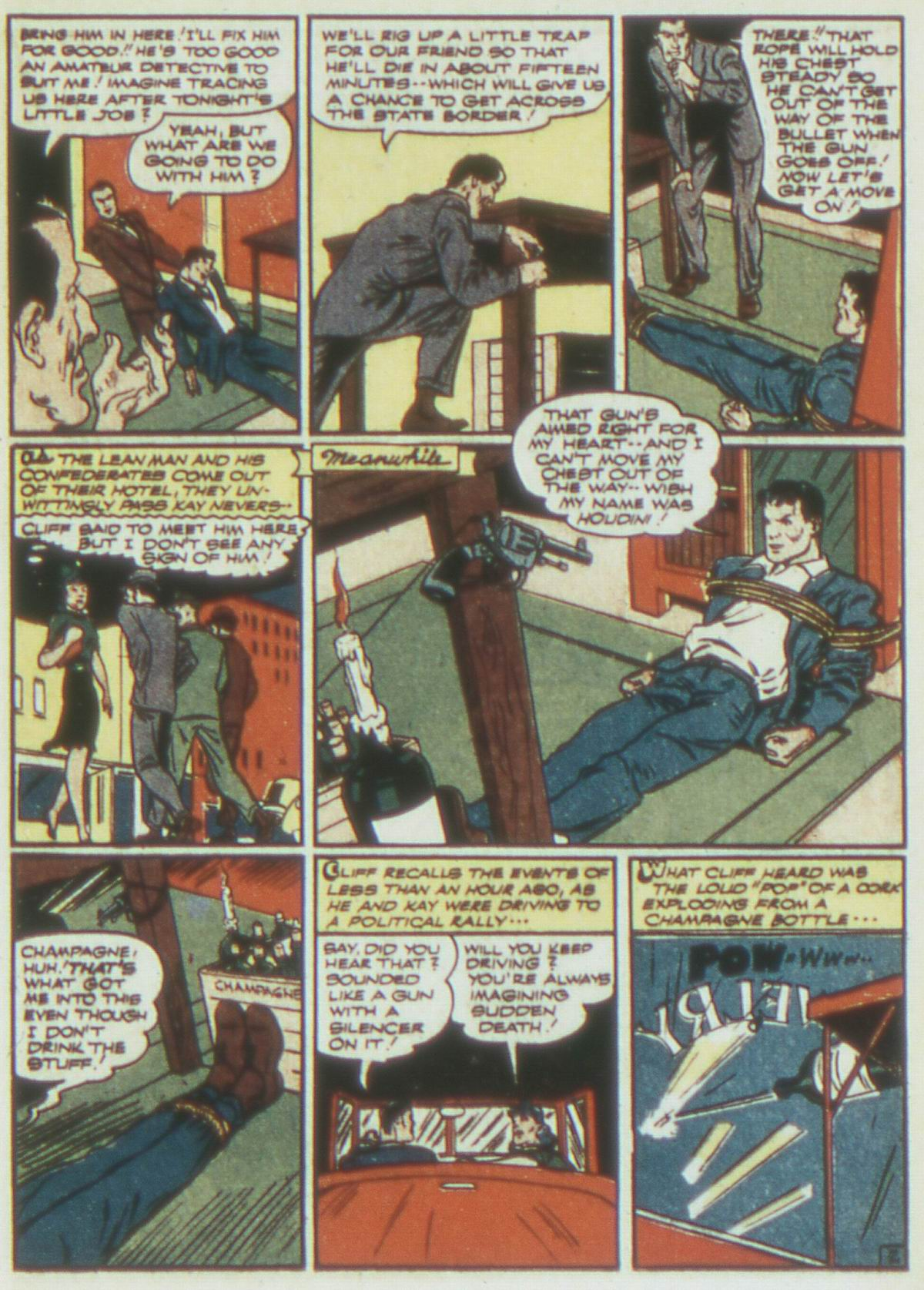 Read online Detective Comics (1937) comic -  Issue #62 - 25