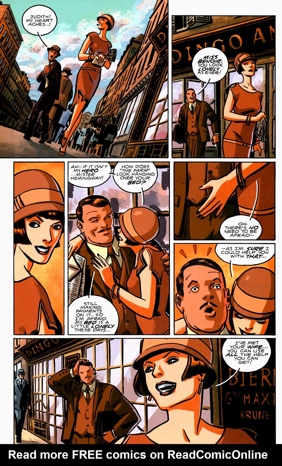 Read online Beware The Creeper (2003) comic -  Issue #2 - 7