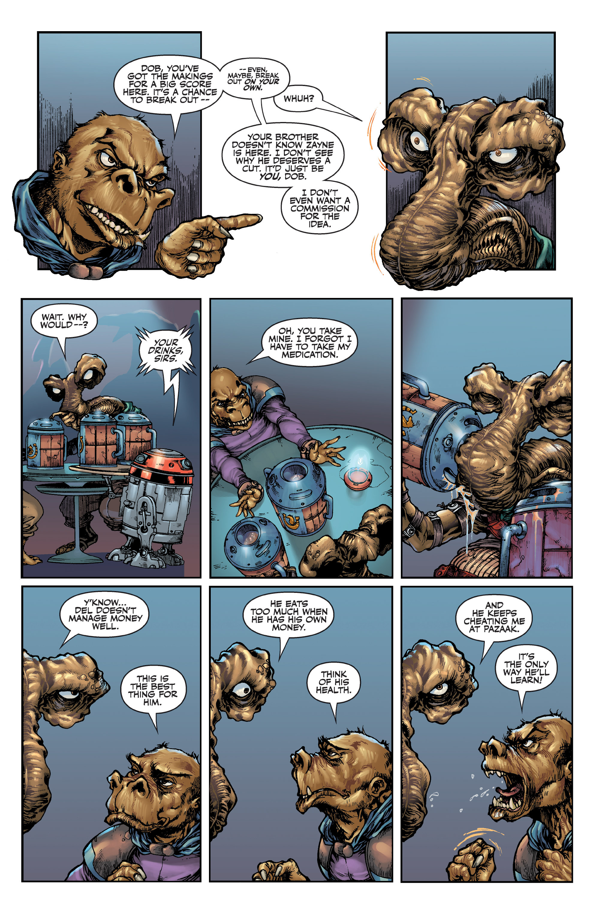 Read online Star Wars Omnibus comic -  Issue # Vol. 29 - 261