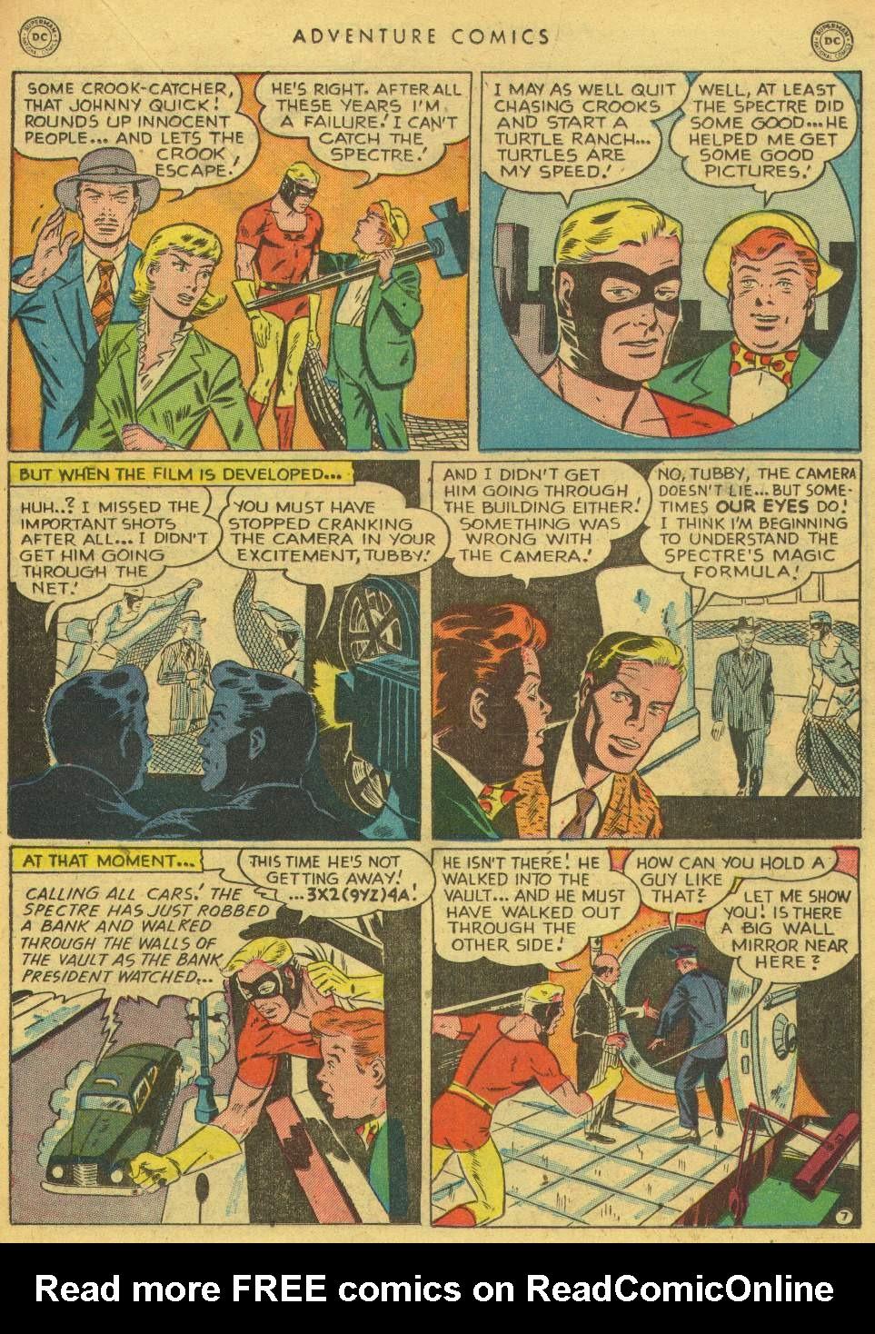 Read online Adventure Comics (1938) comic -  Issue #150 - 27