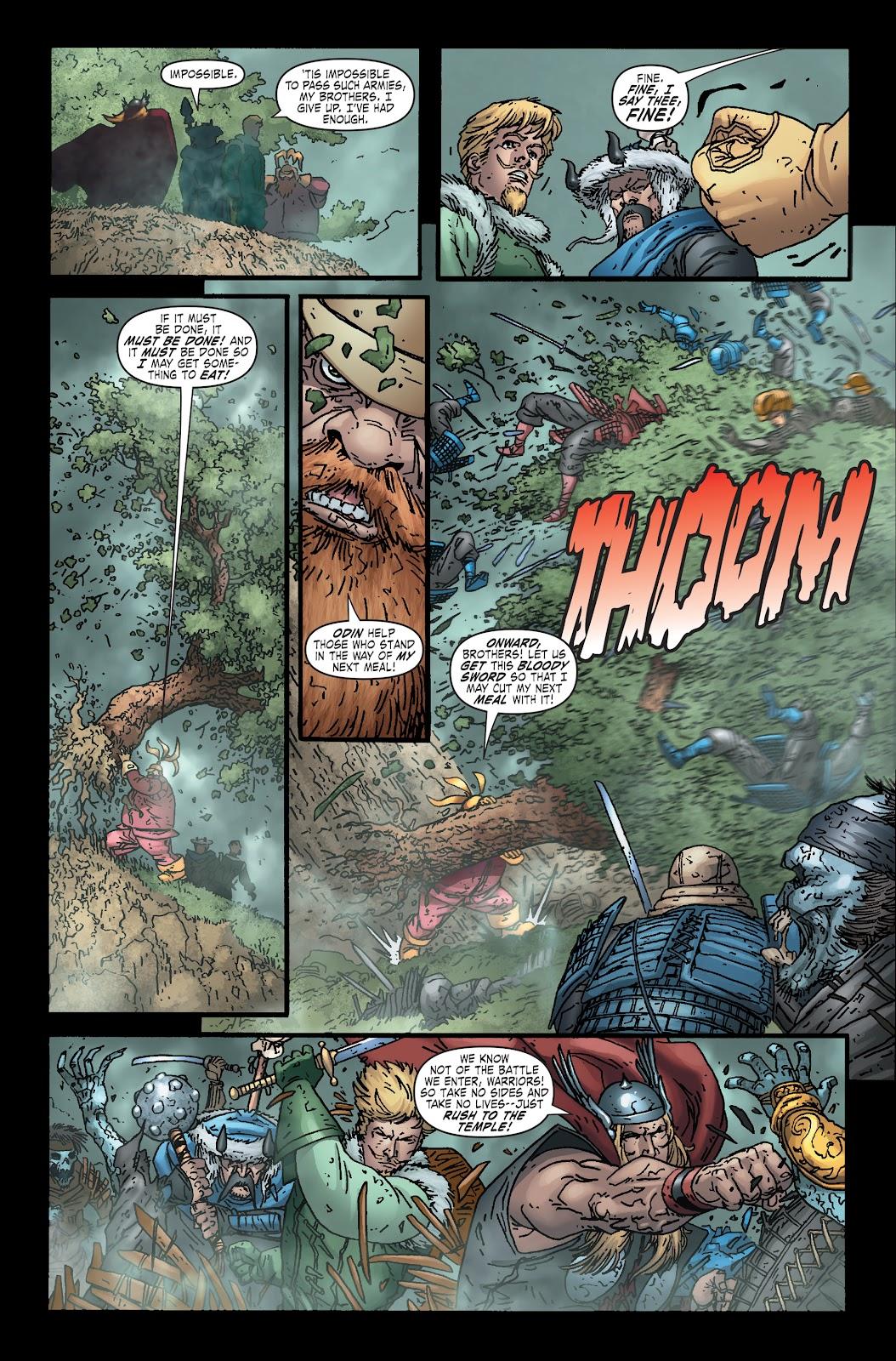 Read online Thor: Ragnaroks comic -  Issue # TPB (Part 2) - 7