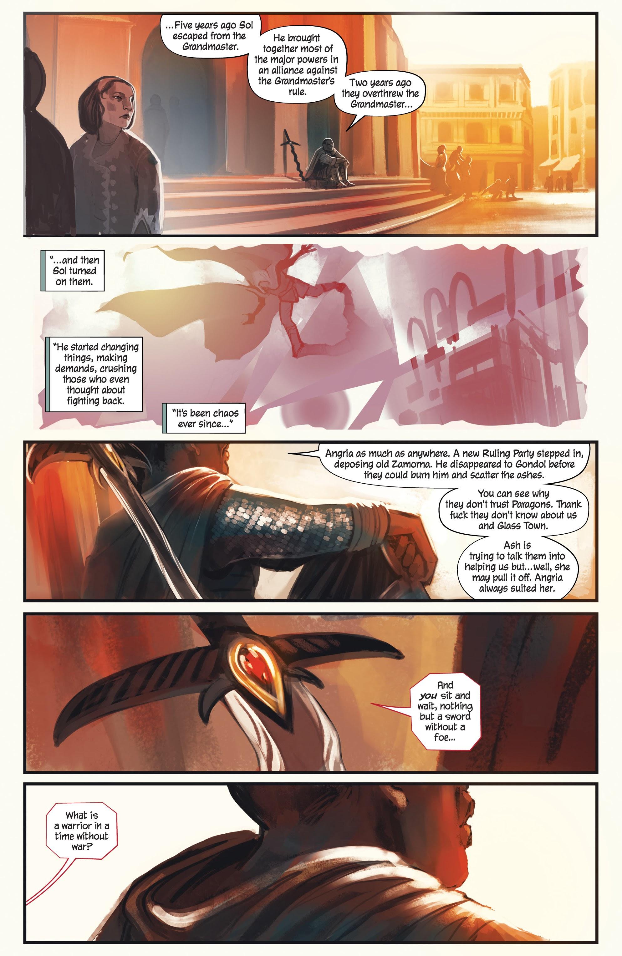 comico #8 - English 9