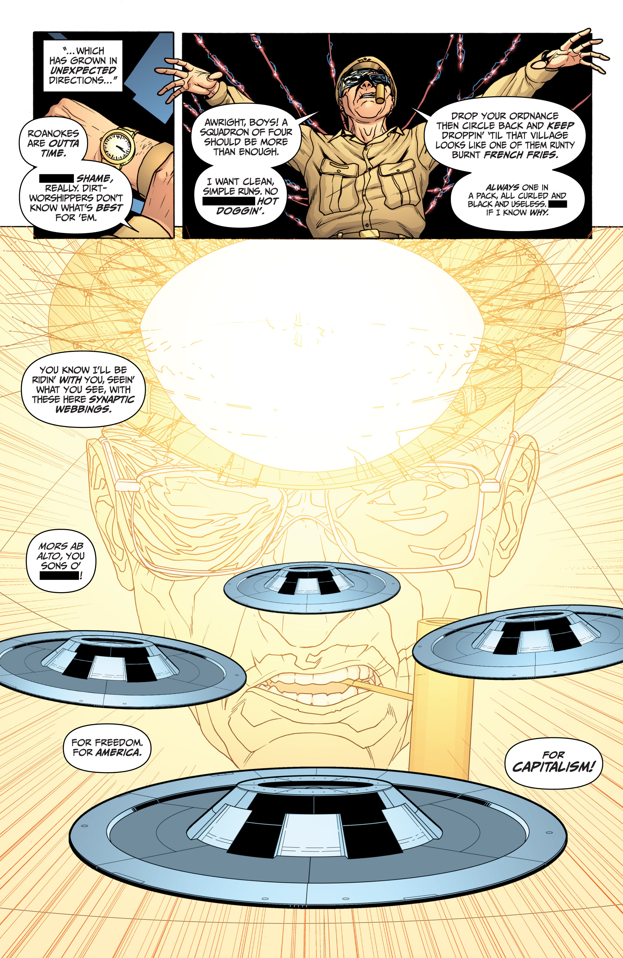 Read online Archer and Armstrong comic -  Issue #12 - 9