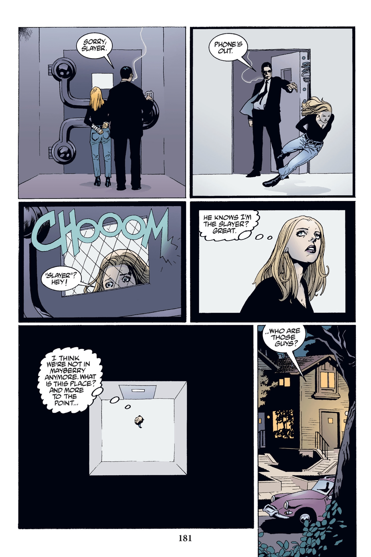 Read online Buffy the Vampire Slayer: Omnibus comic -  Issue # TPB 2 - 175