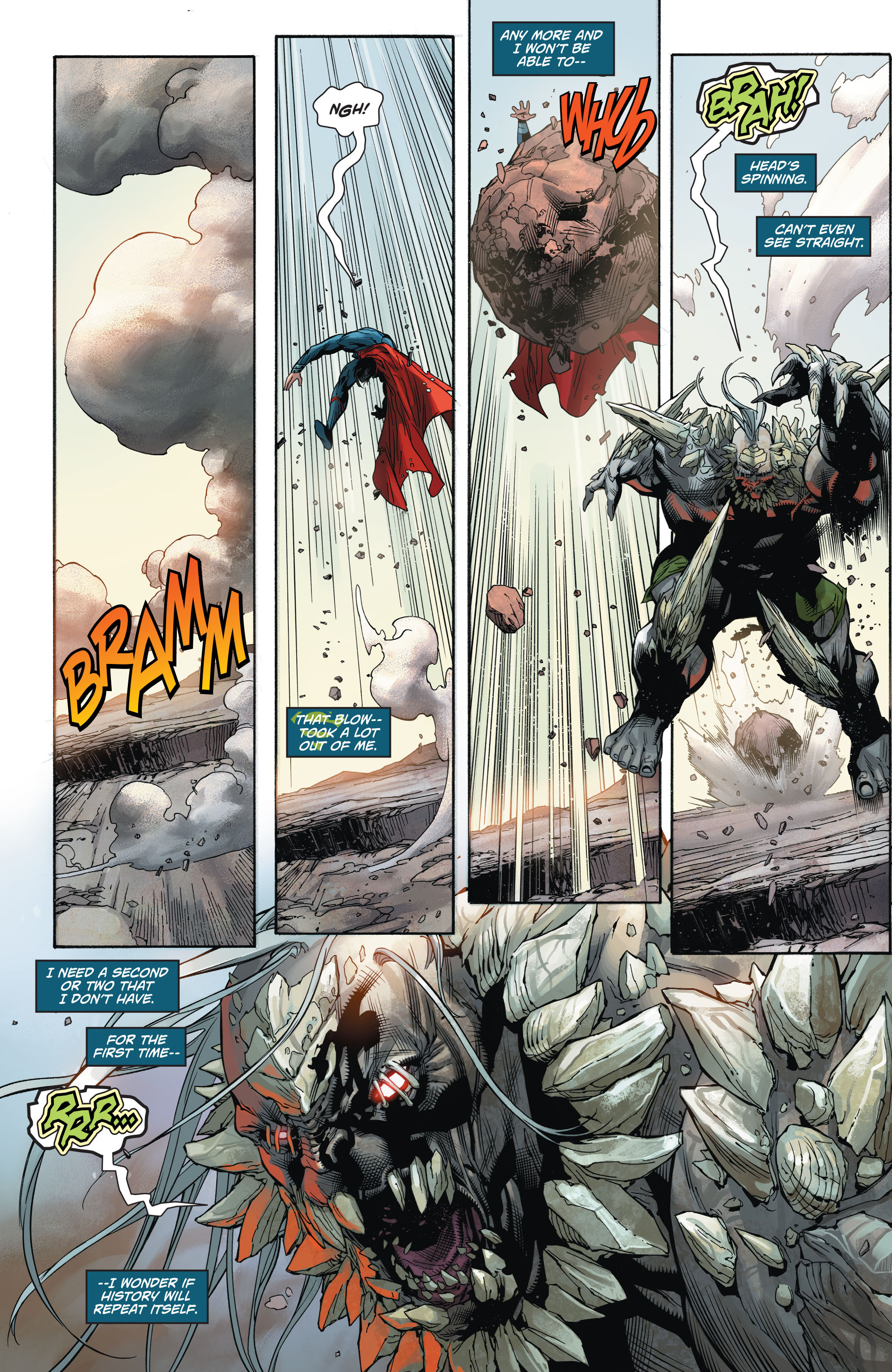 Read online Action Comics (2016) comic -  Issue #961 - 21