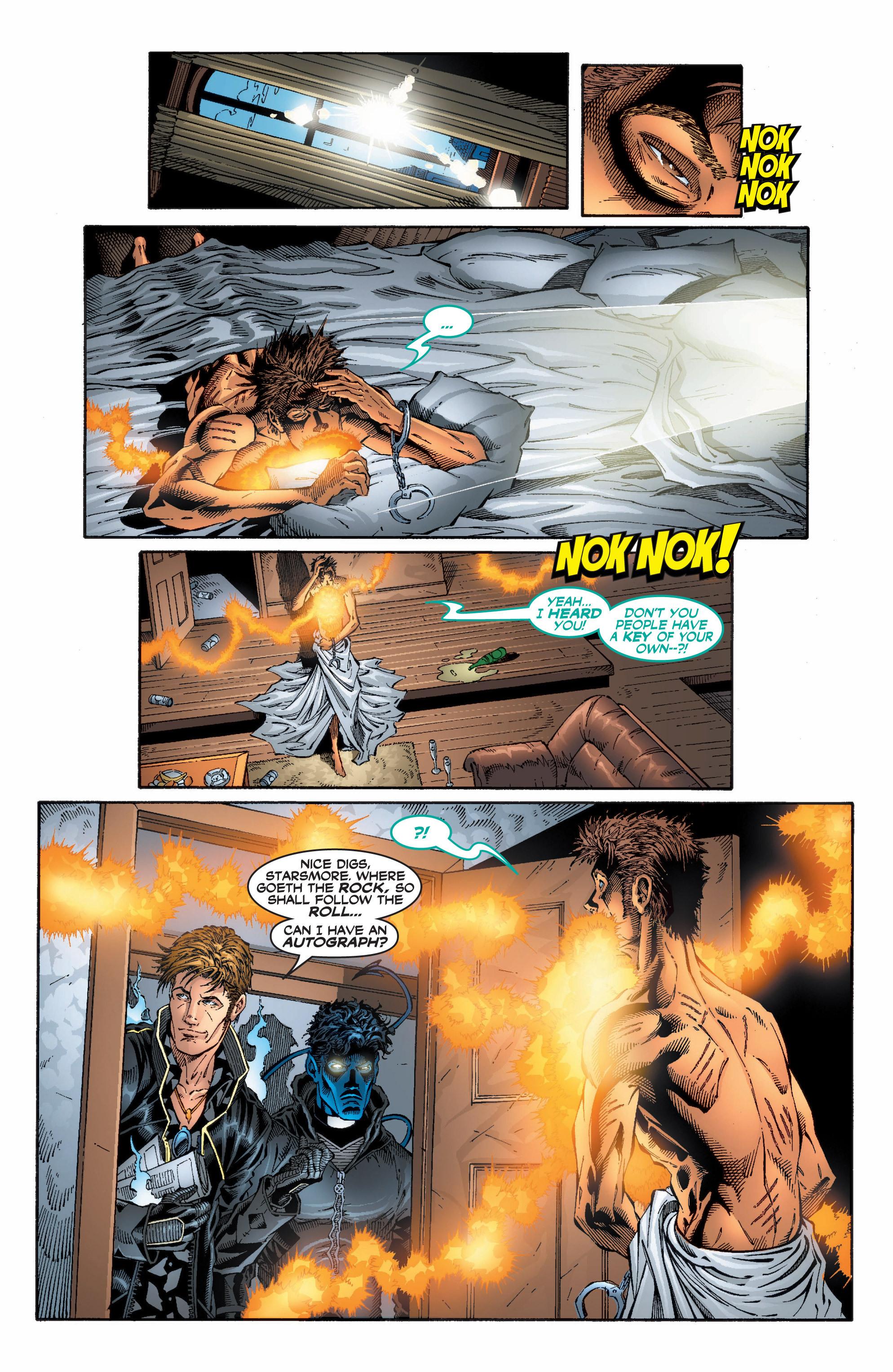 Read online Uncanny X-Men (1963) comic -  Issue #396 - 8