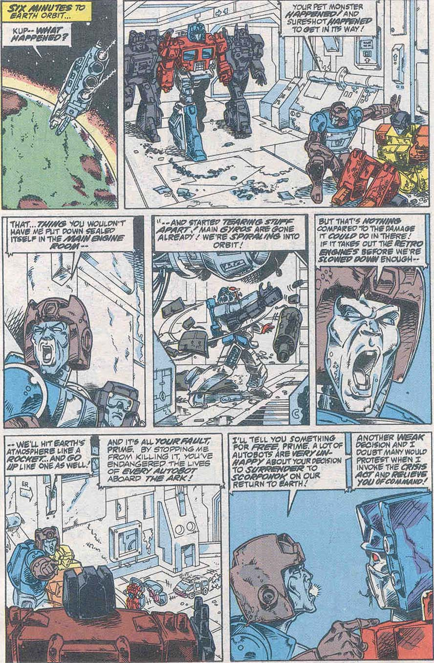 The Transformers (UK) 310 Page 2