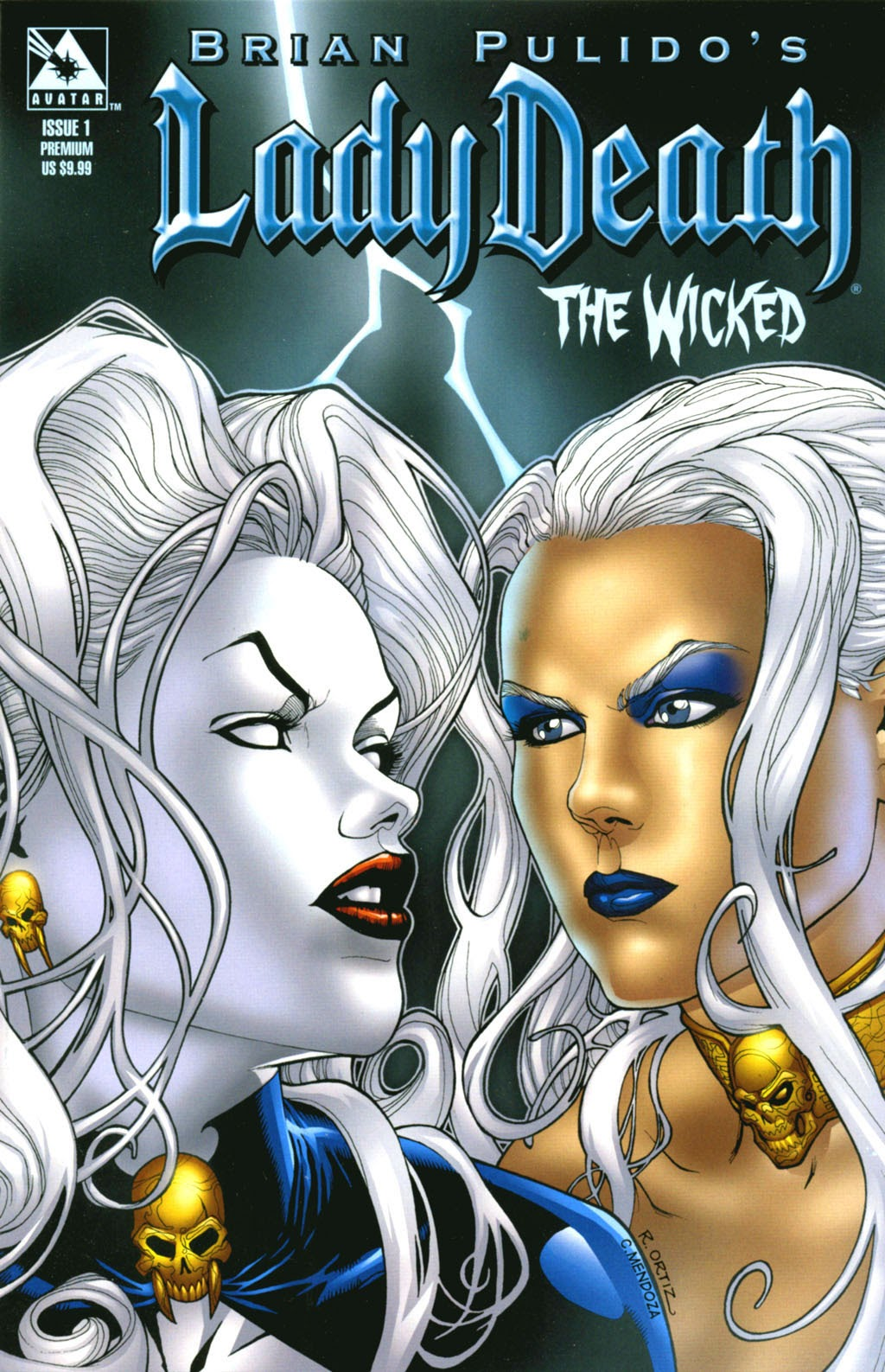 Read online Lady Death: The Wicked comic -  Issue #1 - 3