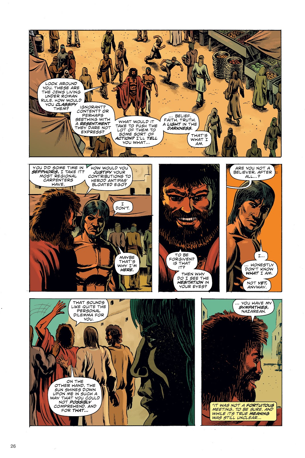 Read online Jesusfreak comic -  Issue # Full - 22