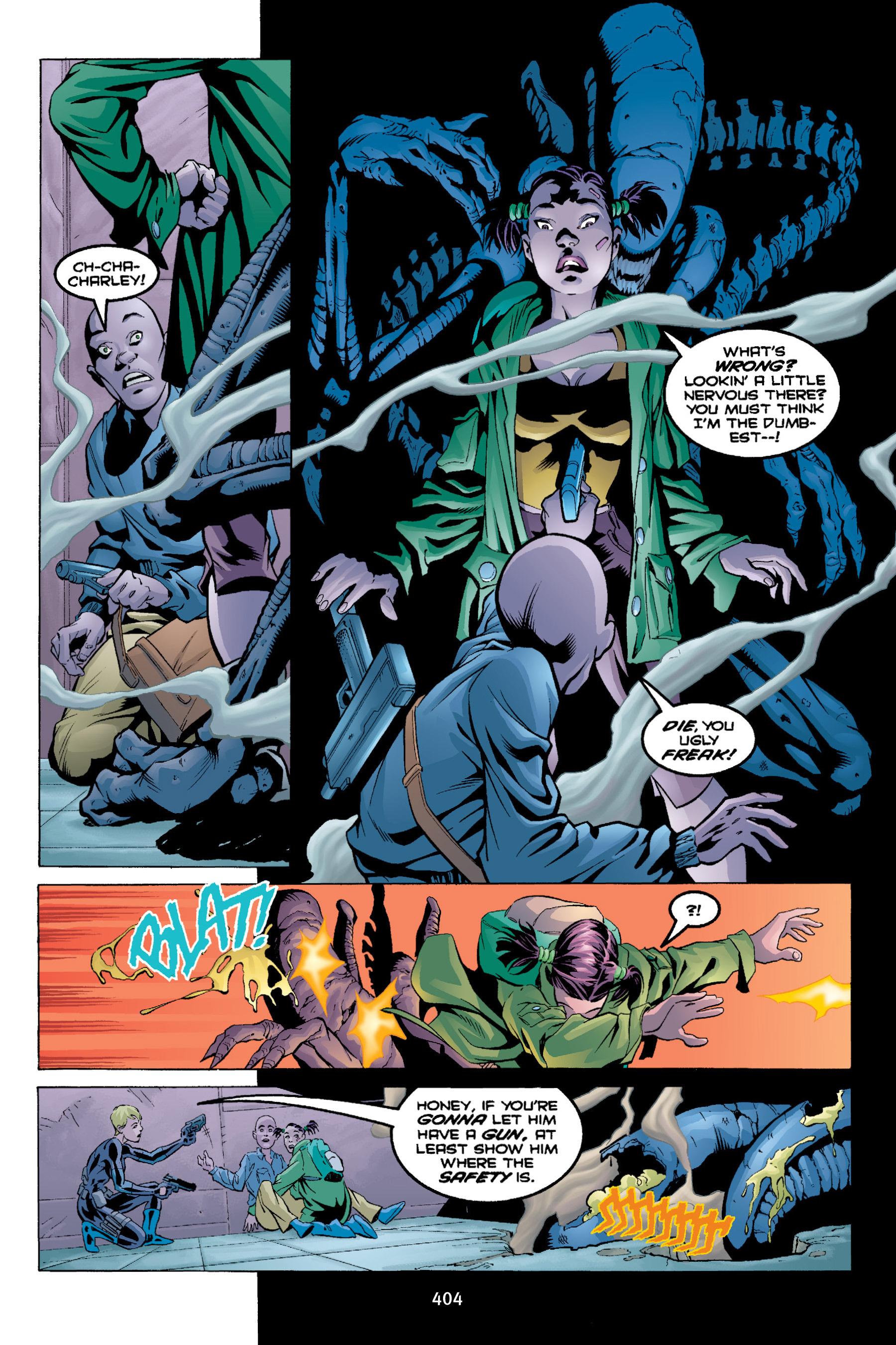 Read online Aliens vs. Predator Omnibus comic -  Issue # _TPB 2 Part 4 - 68