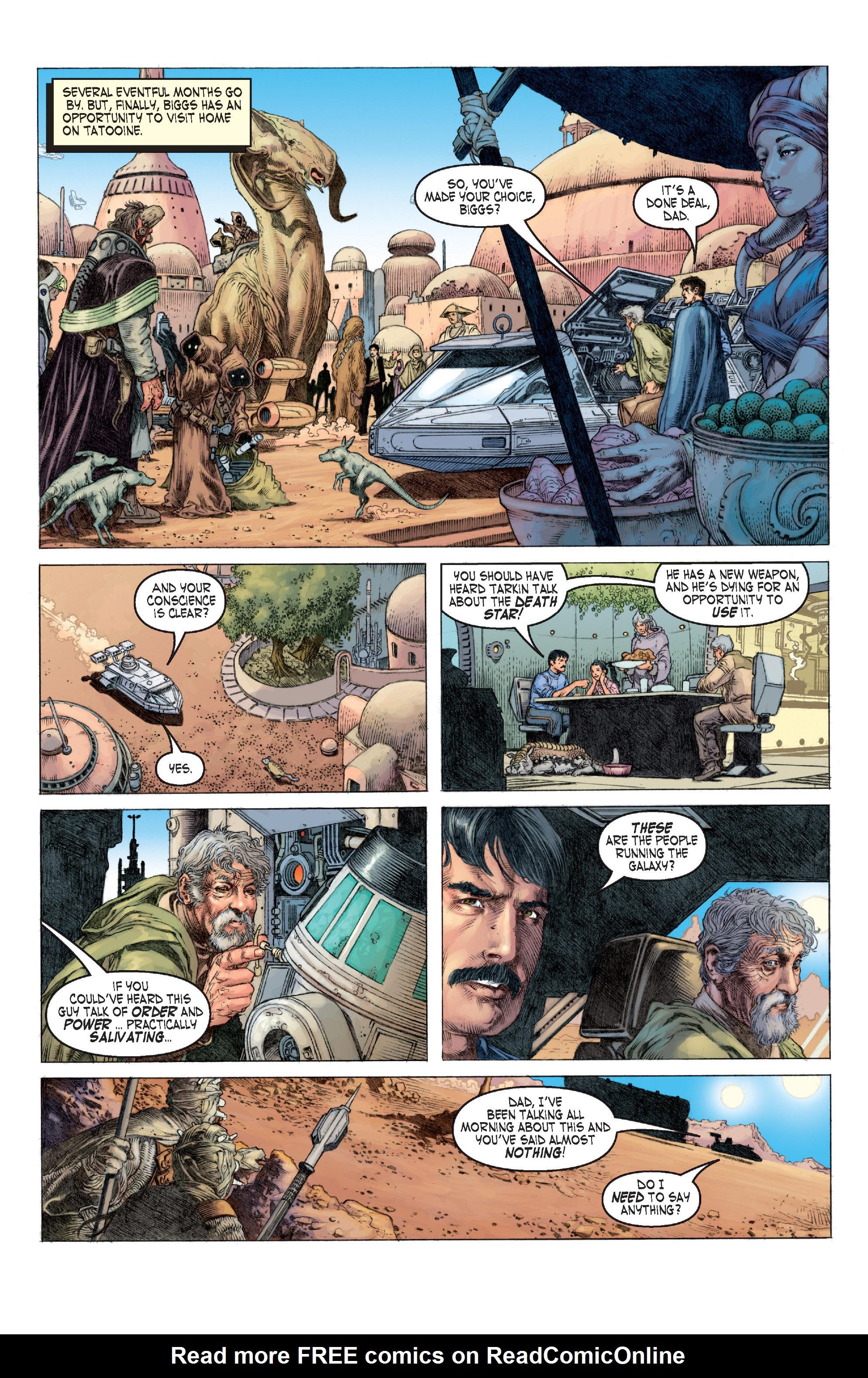 Read online Star Wars Omnibus comic -  Issue # Vol. 22 - 39
