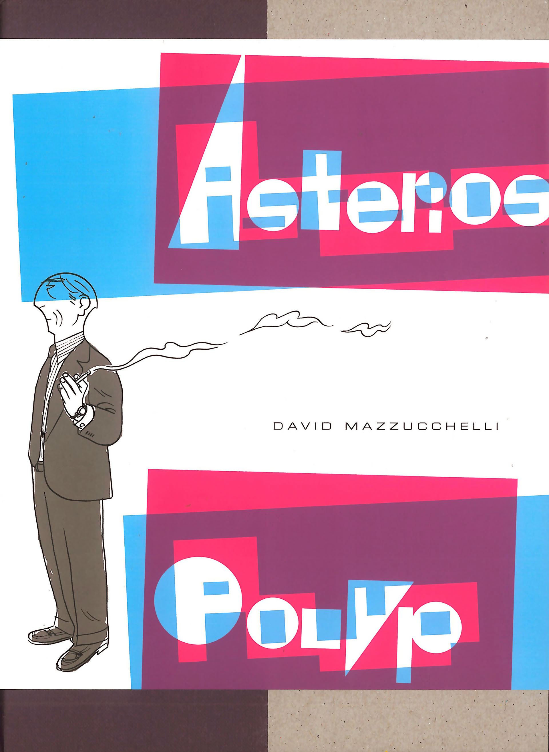 Read online Asterios Polyp comic -  Issue #Asterios Polyp TPB - 1