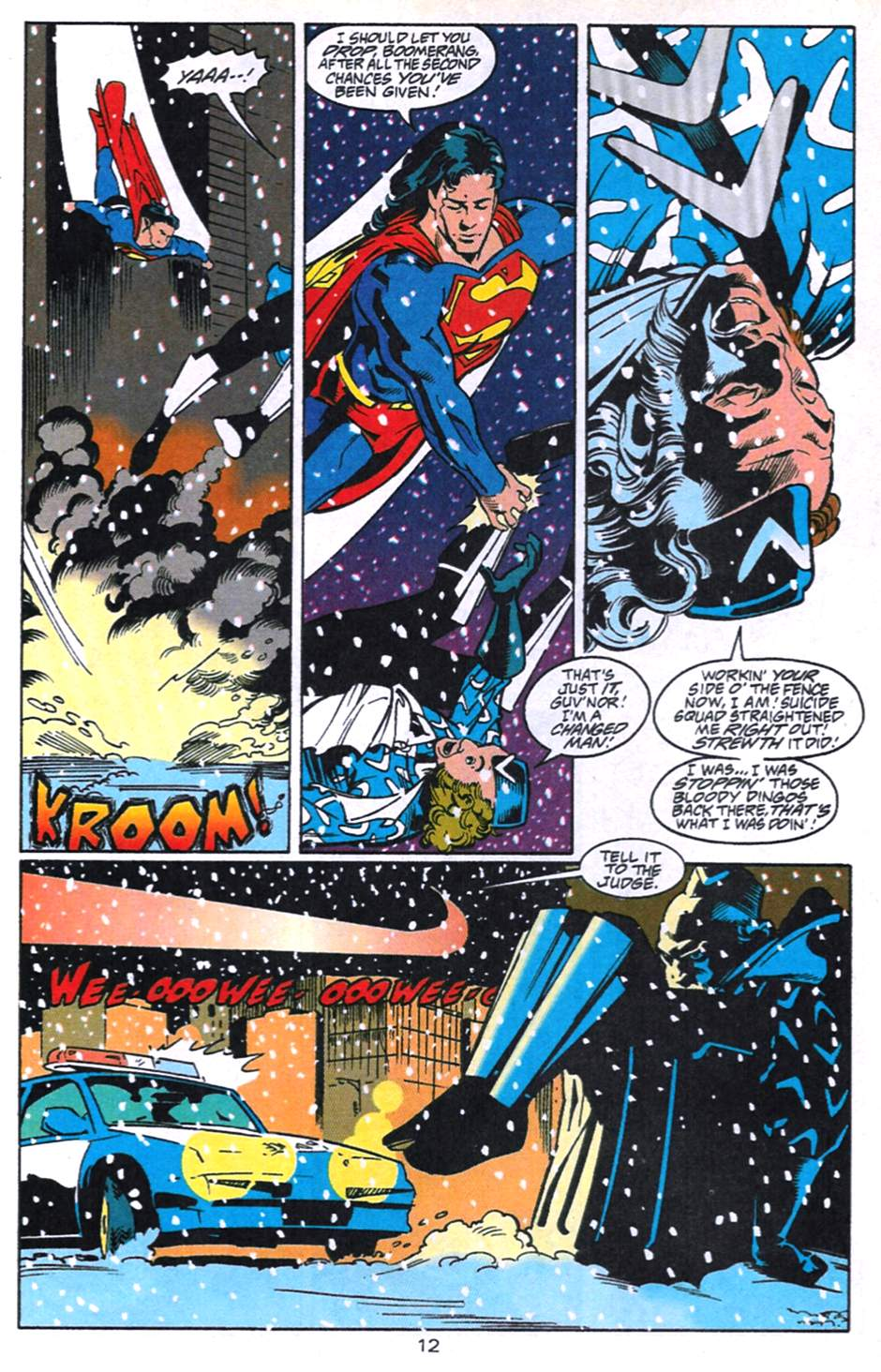 Read online Adventures of Superman (1987) comic -  Issue #520 - 13