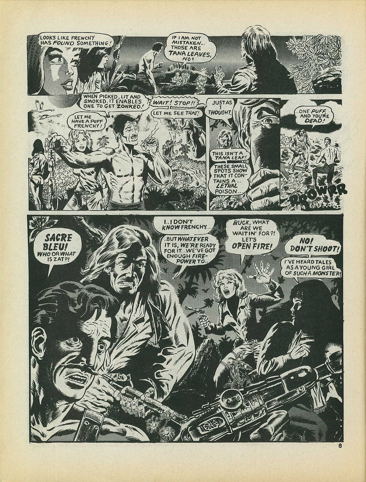 Star Fighters issue 4 - Page 9