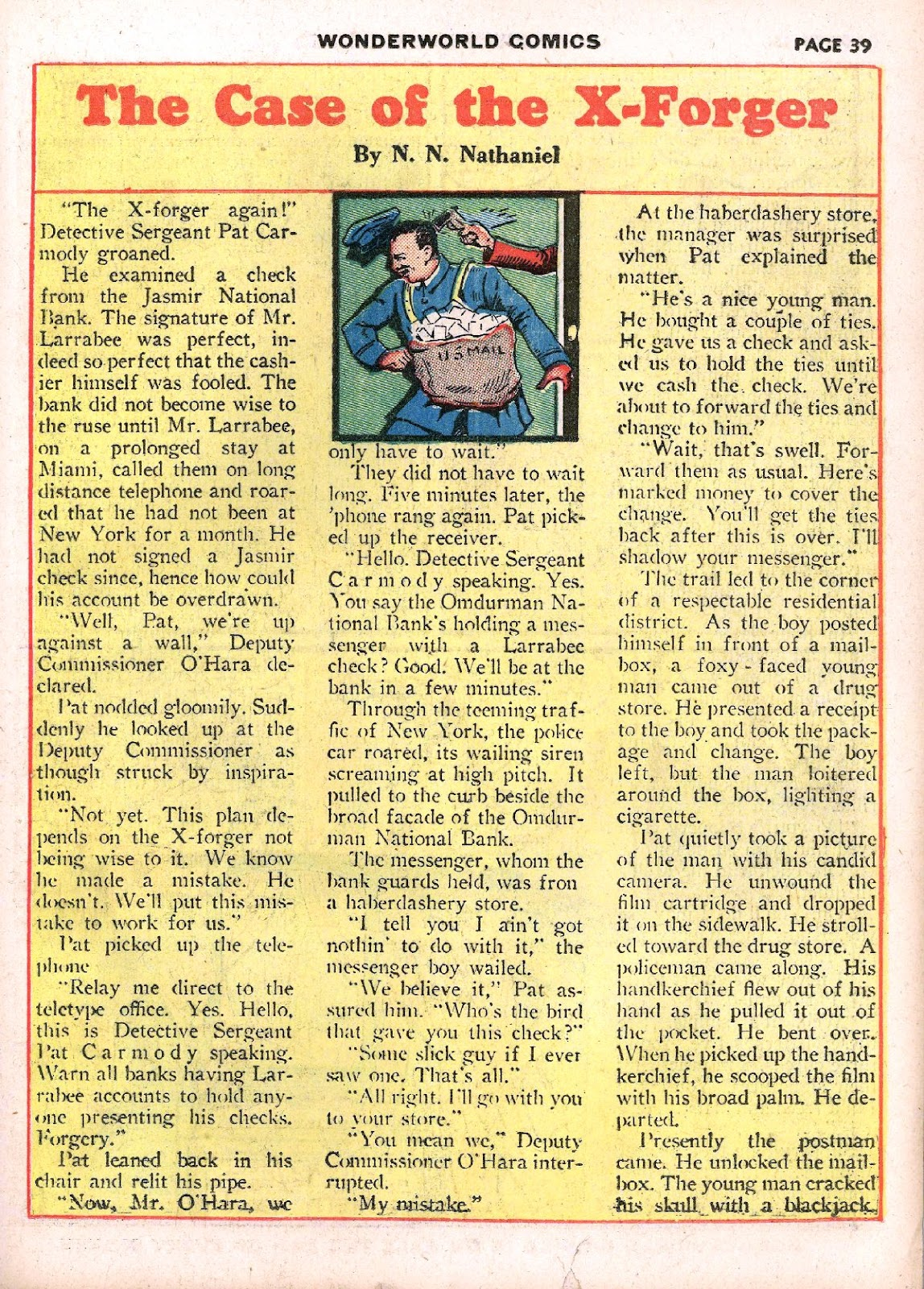 Wonderworld Comics issue 14 - Page 41
