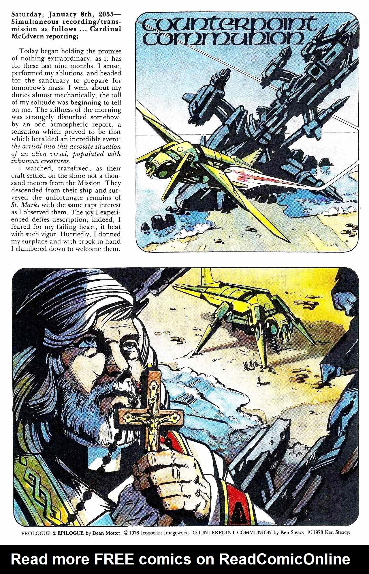 Read online Star*Reach comic -  Issue #14 - 21