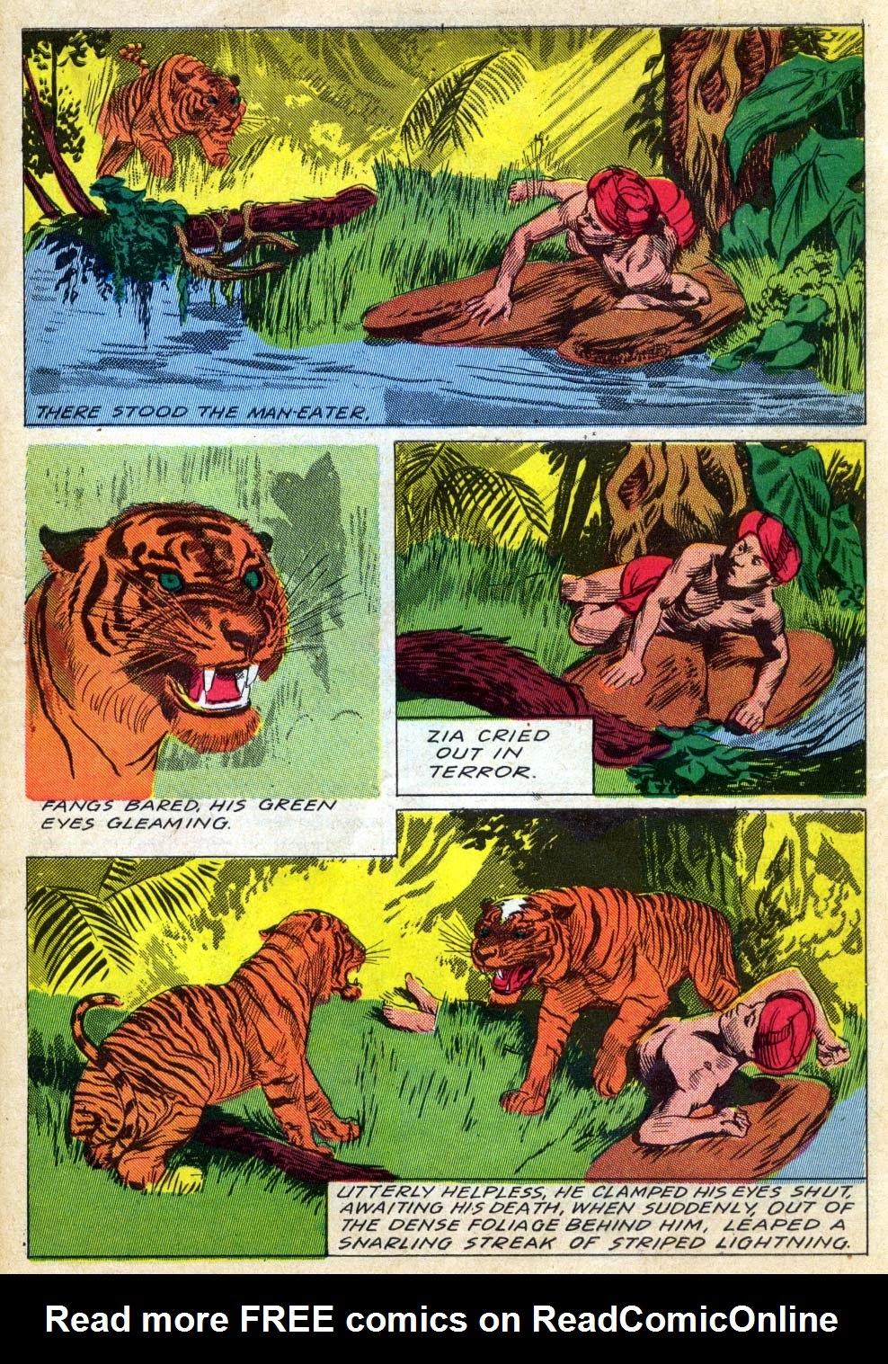 Read online Animal Comics comic -  Issue #22 - 39