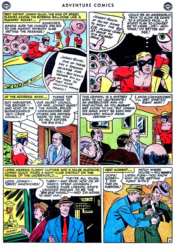 Read online Adventure Comics (1938) comic -  Issue #163 - 26