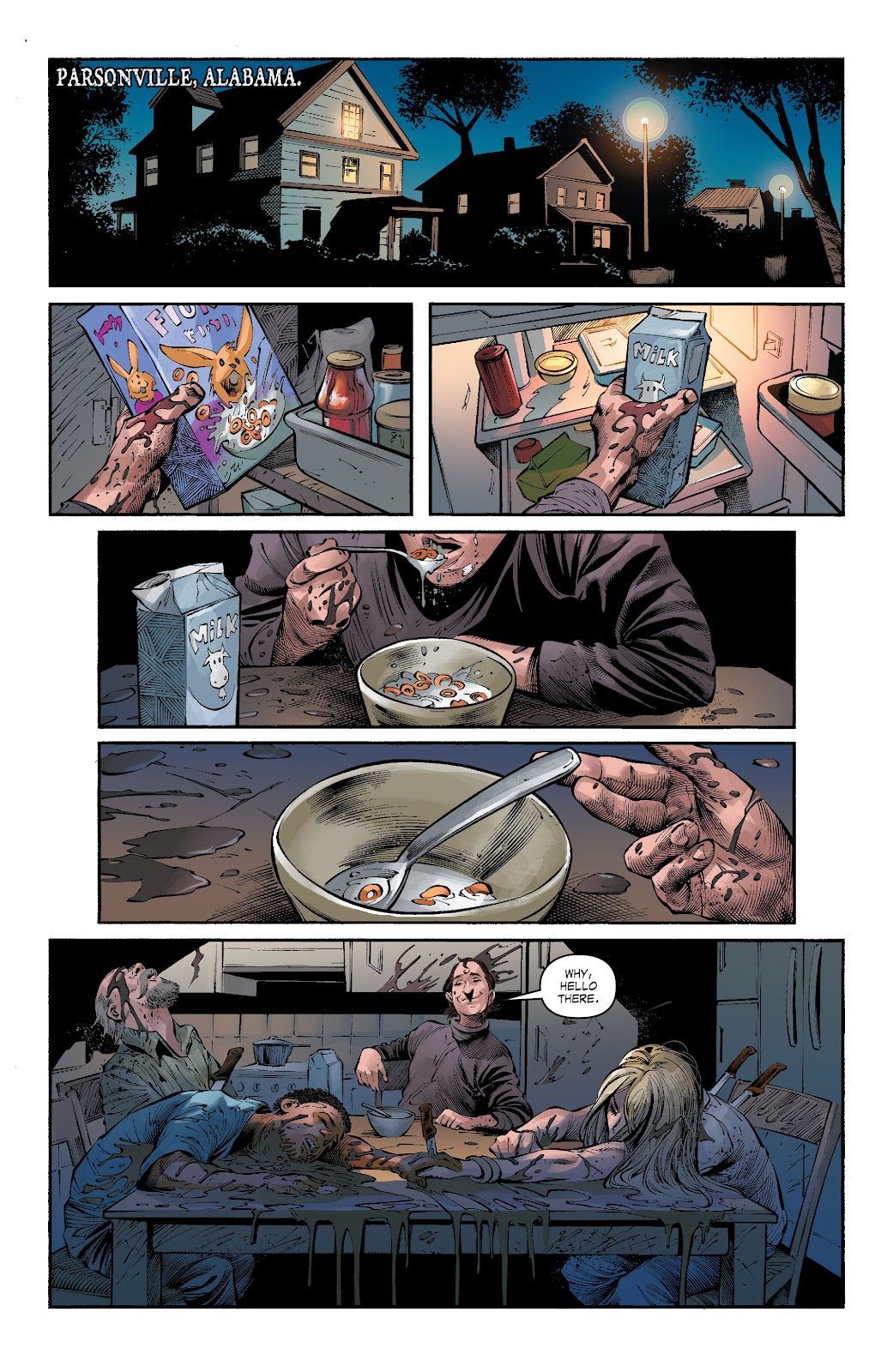 Read online The Curse of Brimstone: Ashes comic -  Issue # TPB (Part 1) - 99