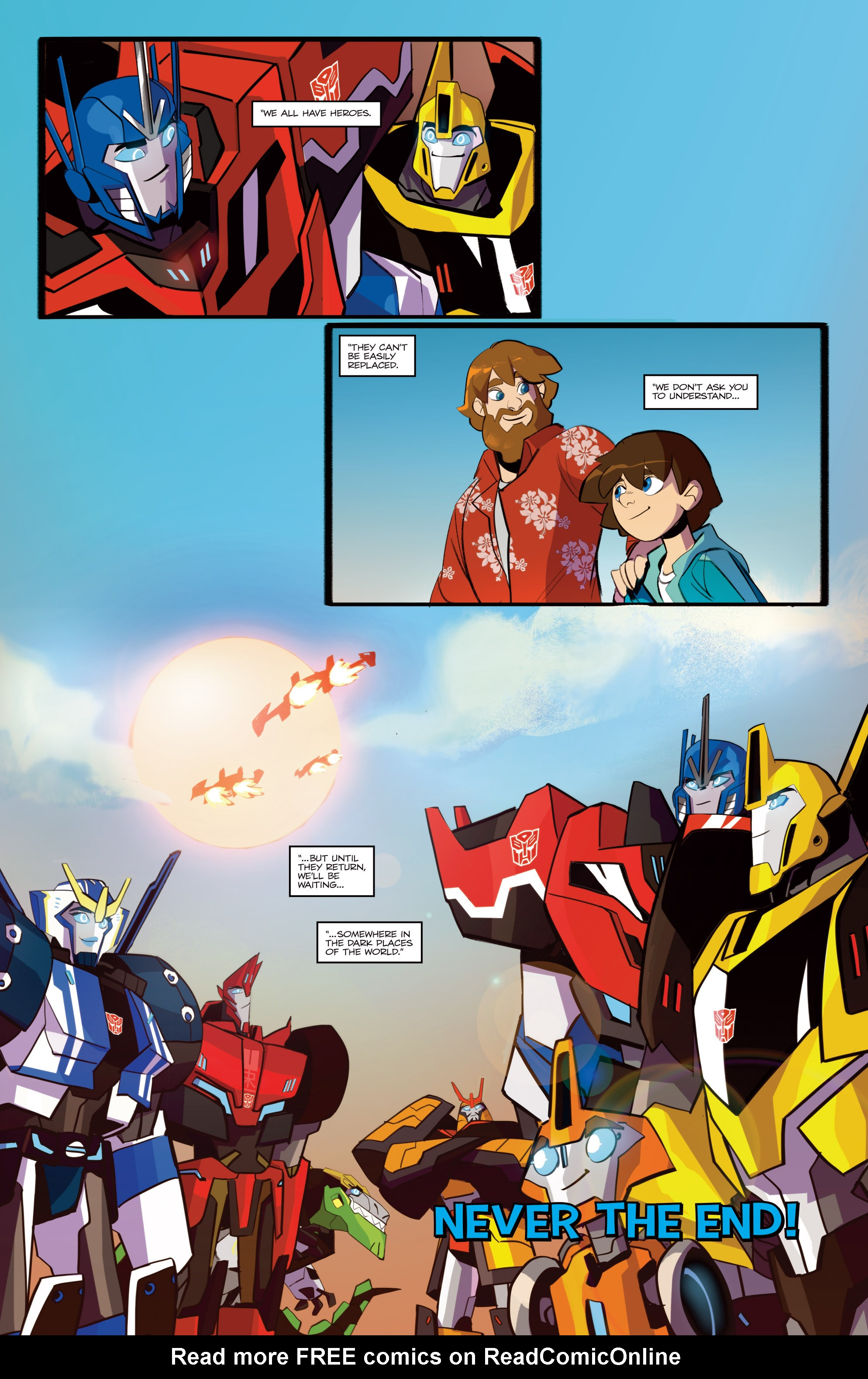 Read online Transformers: Robots In Disguise (2015) comic -  Issue #6 - 24