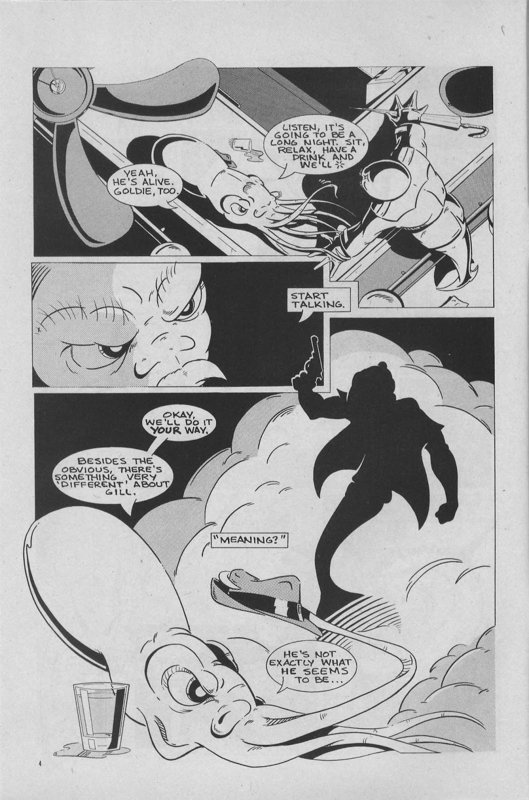 The Fish Police issue 4 - Page 6