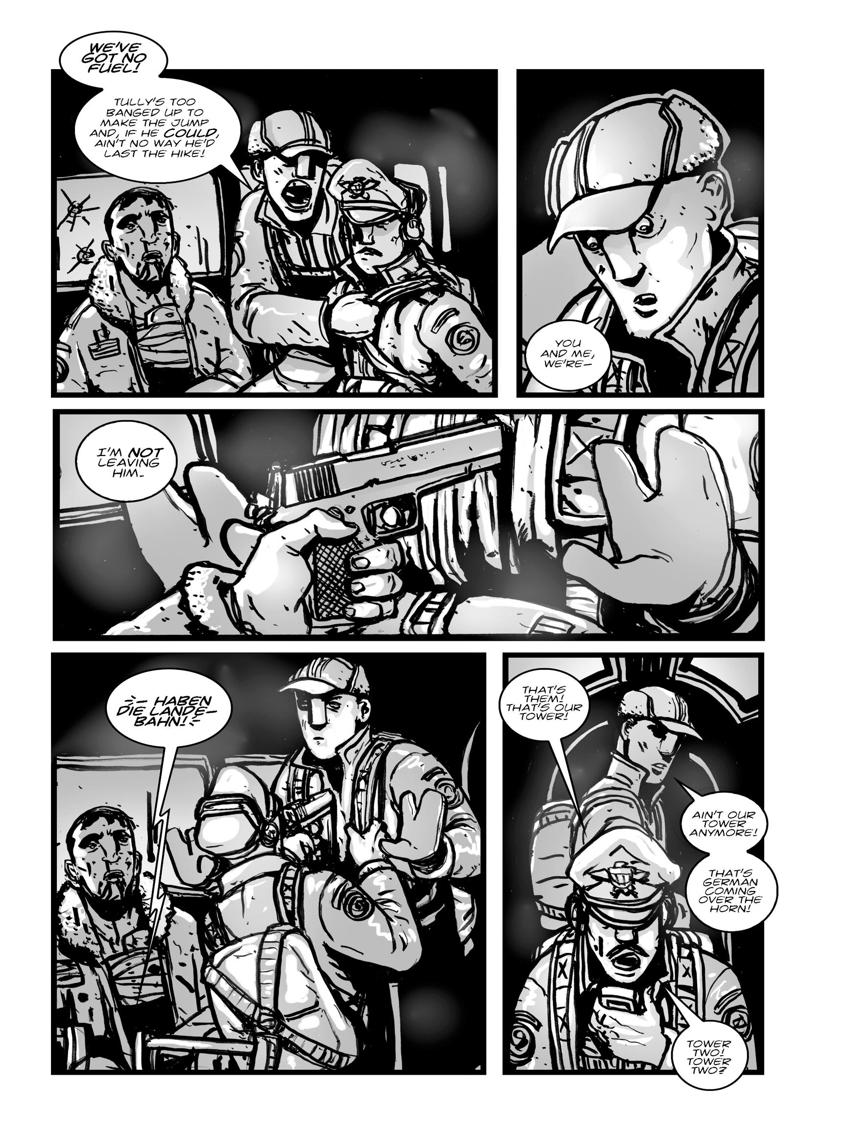 Read online FUBAR comic -  Issue #1 - 159