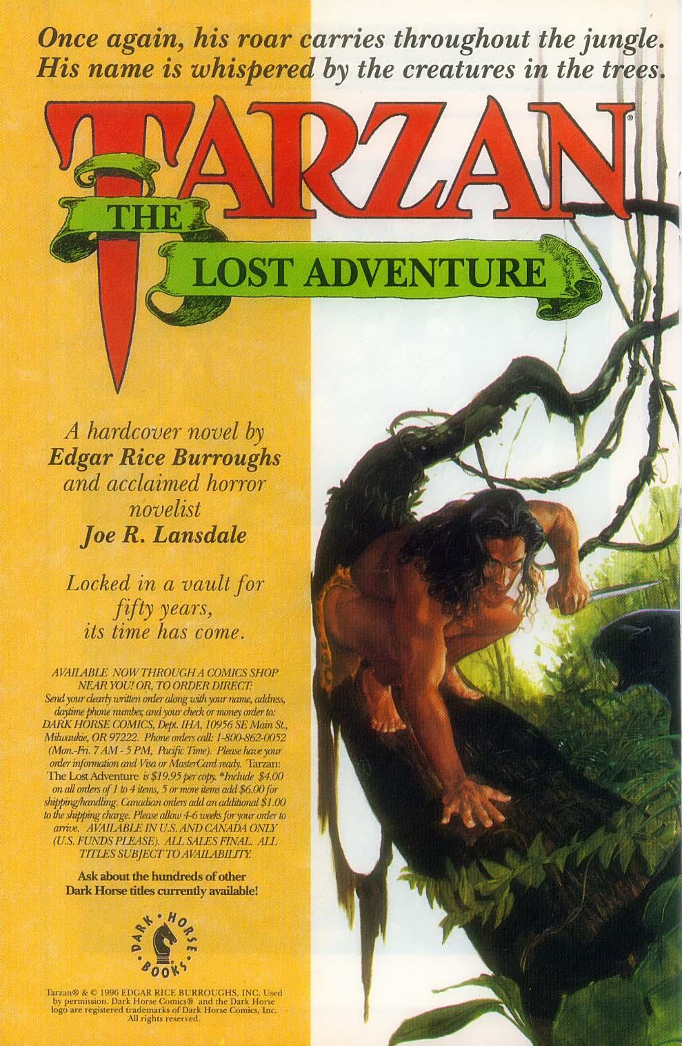 Godzilla (1995) Issue #11 #12 - English 34